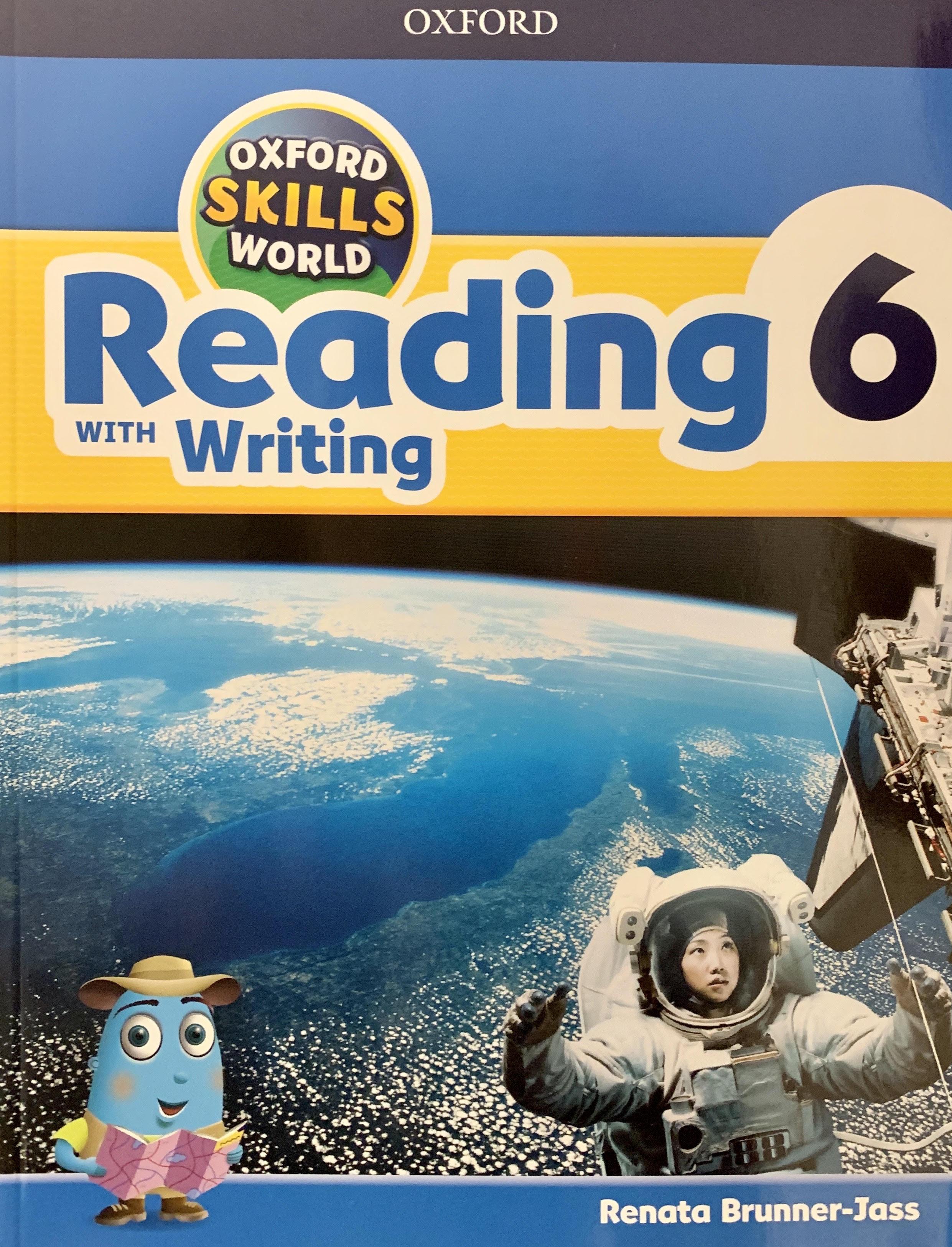 Oxford Skills World Reading Writing 6