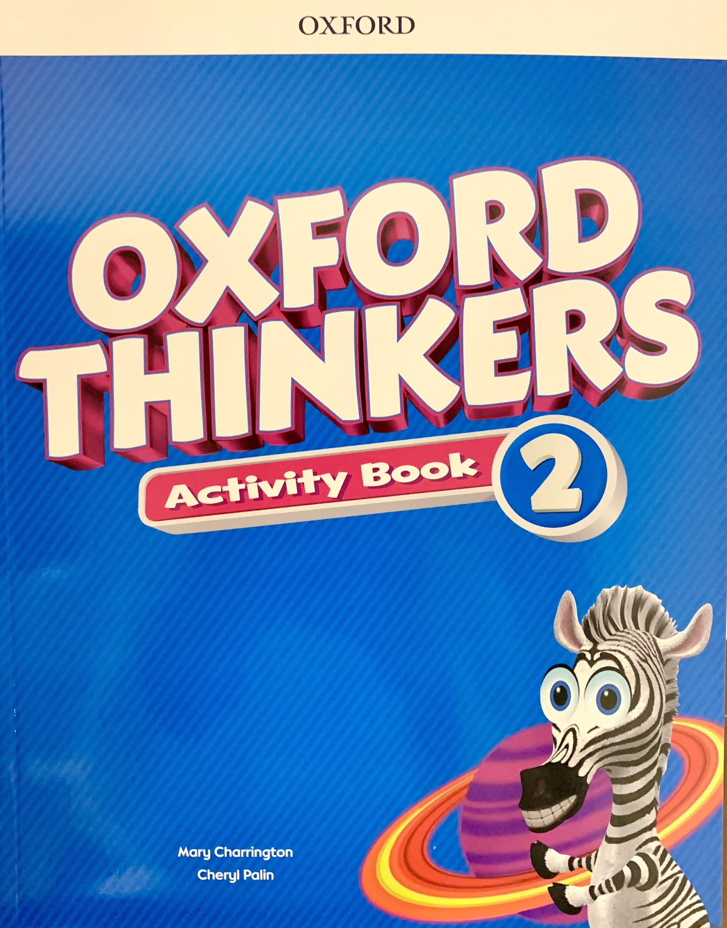 Oxford Thinkers Activity 2