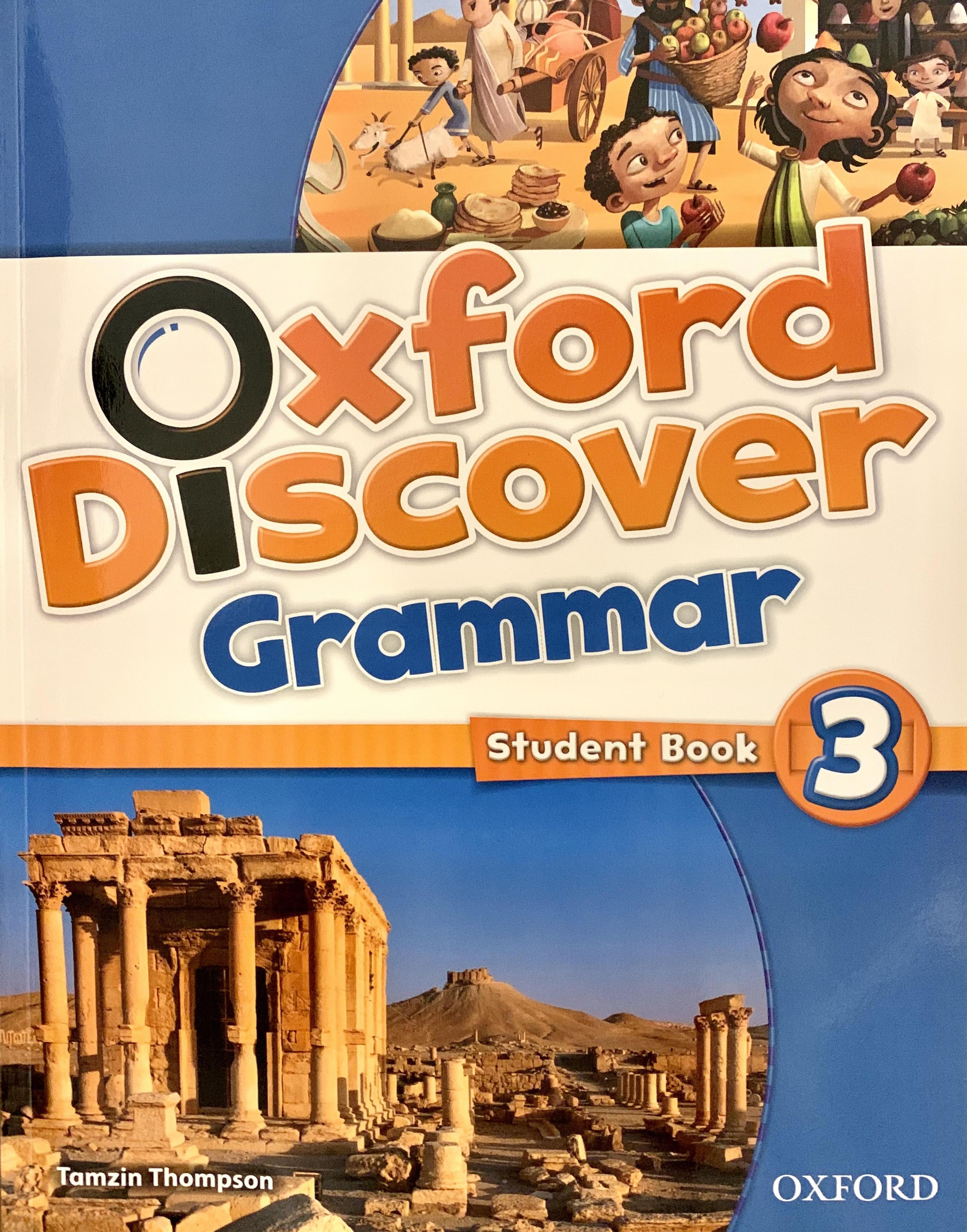 Oxford Discover Grammar 3
