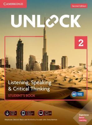 Unlock level 2 Listening And Speaking