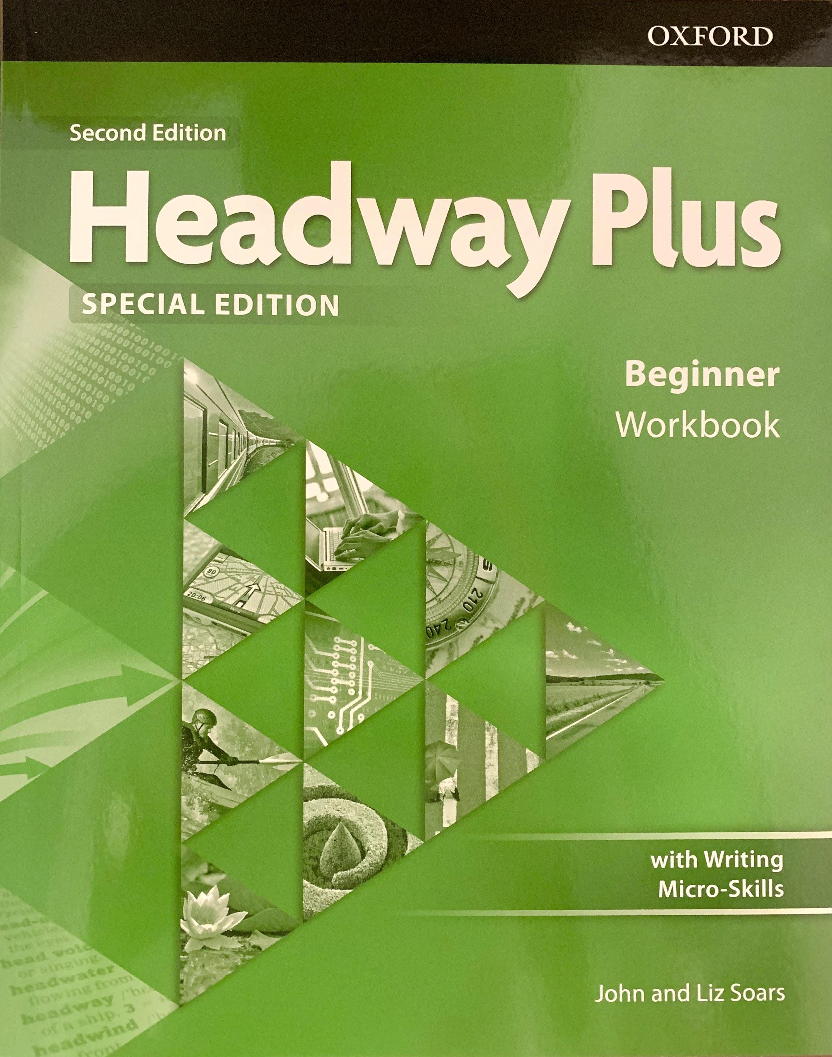 Headway Plus Beginner Work ( Second Edition )