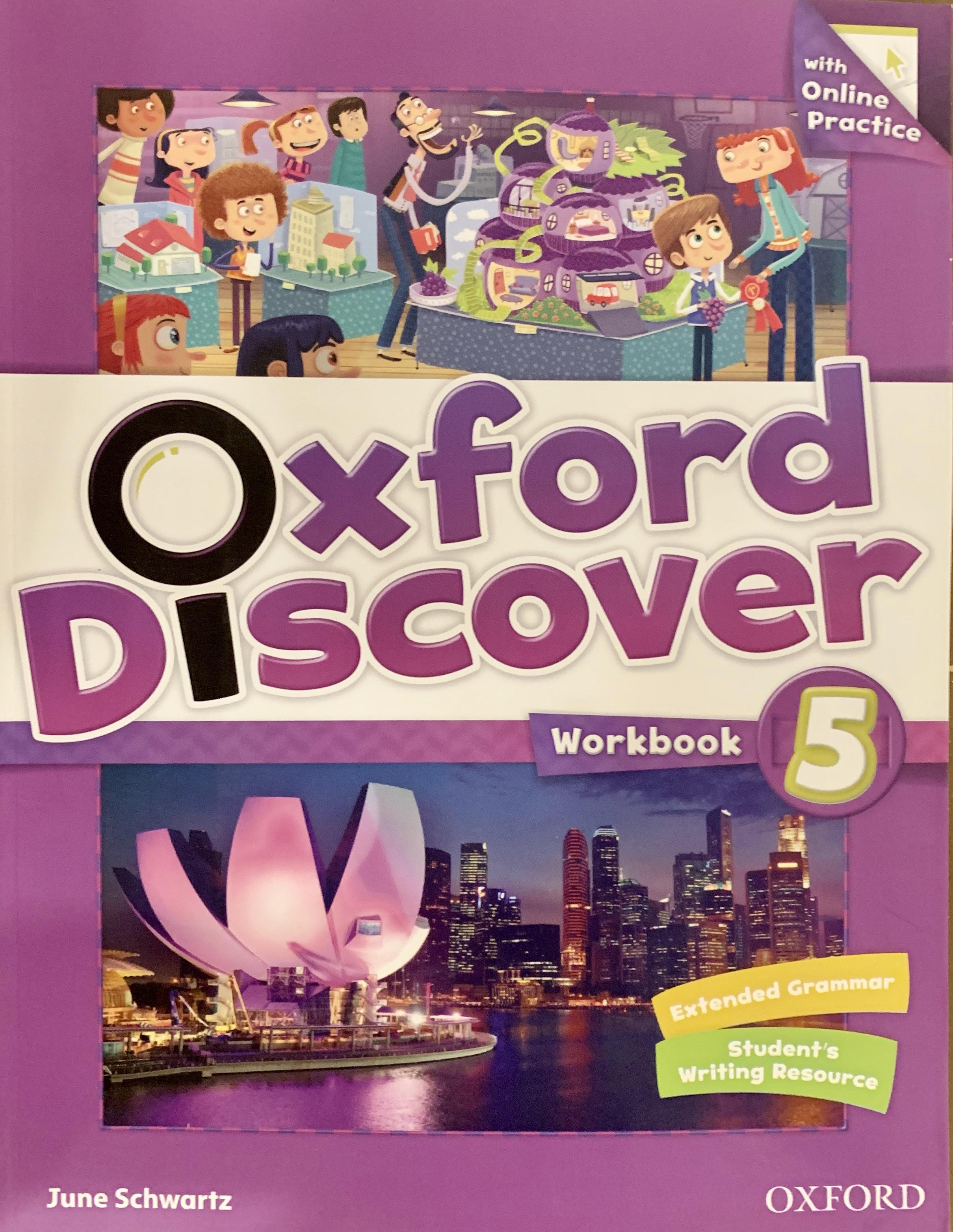 Oxford Discover Work 5
