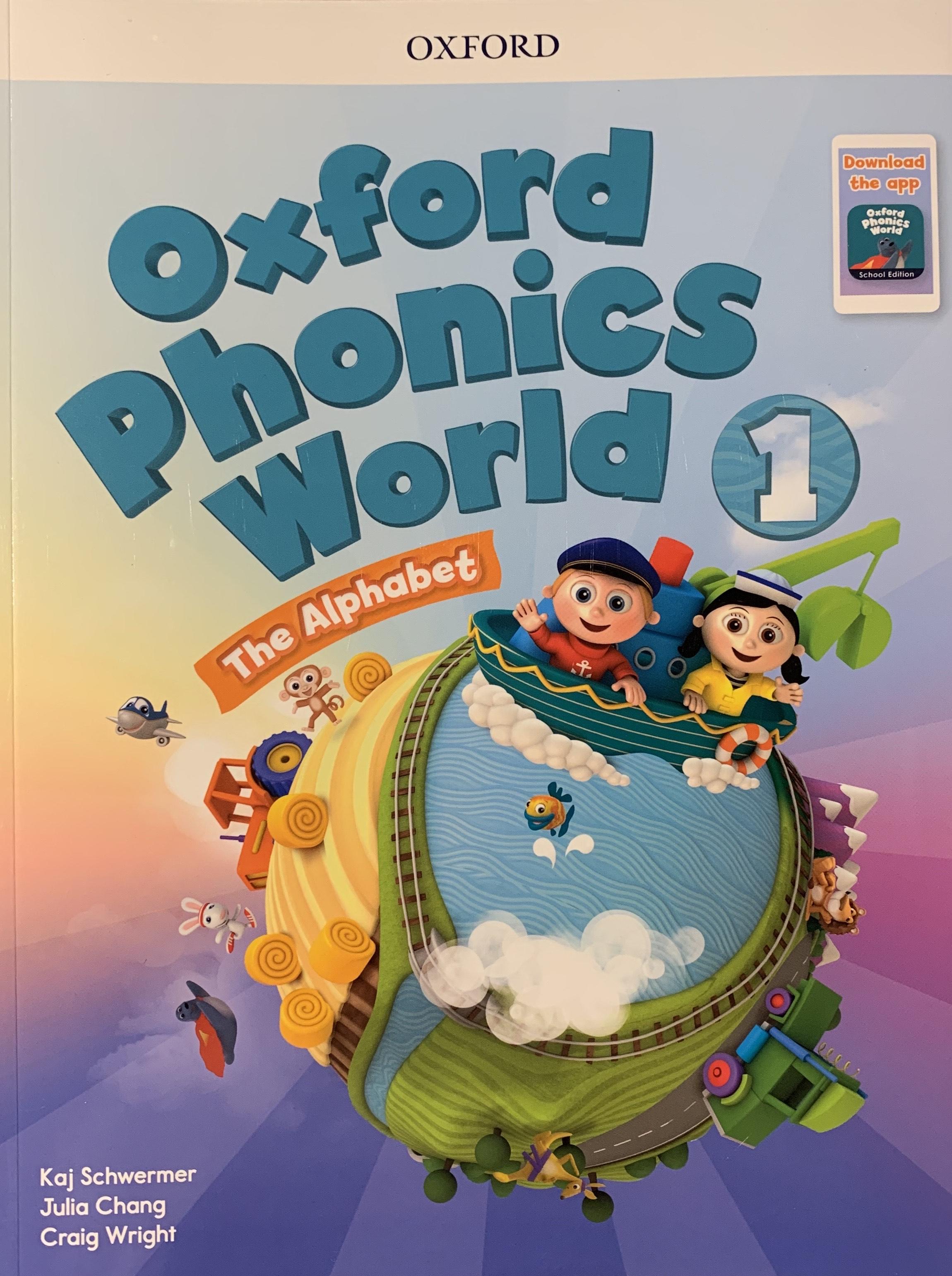 Oxford Phonics World (Class) 1