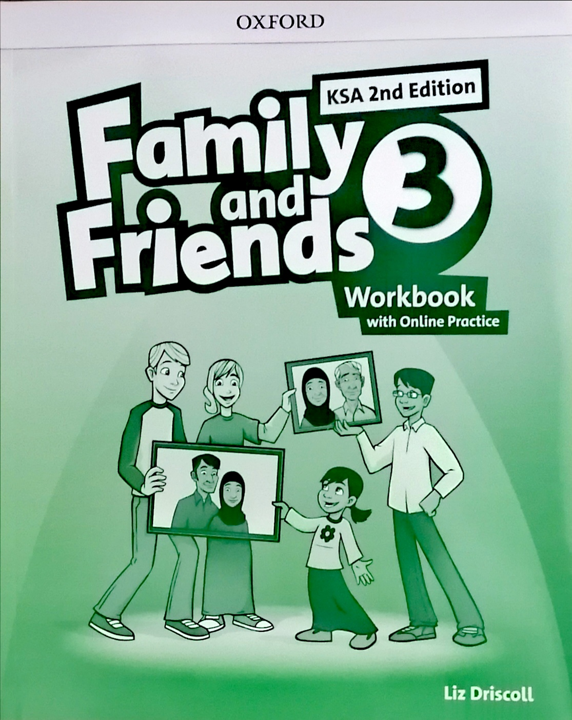 Family and Friends level3 workBook (eBook)
