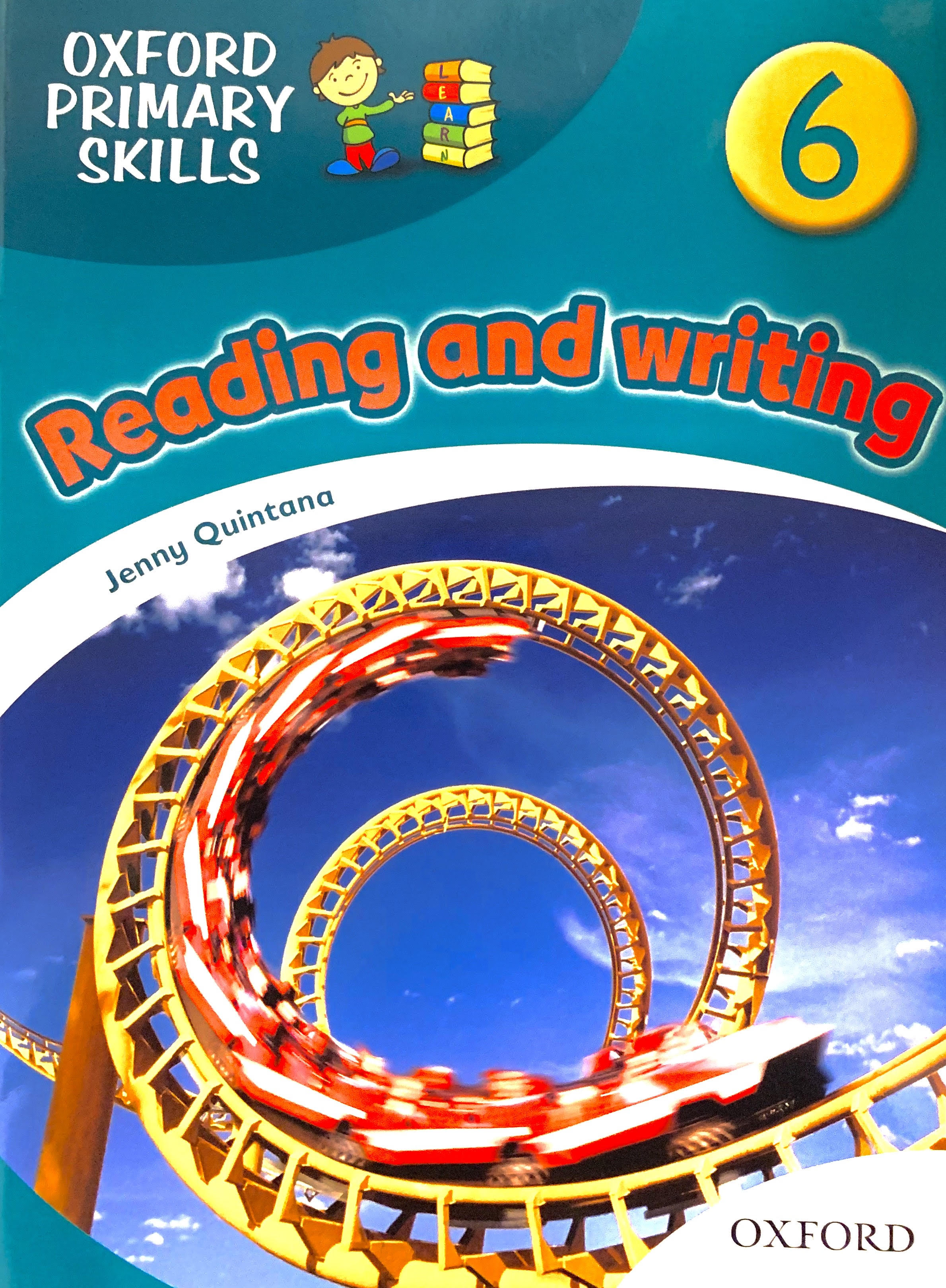oxford Primary skills Reading and Writing 6