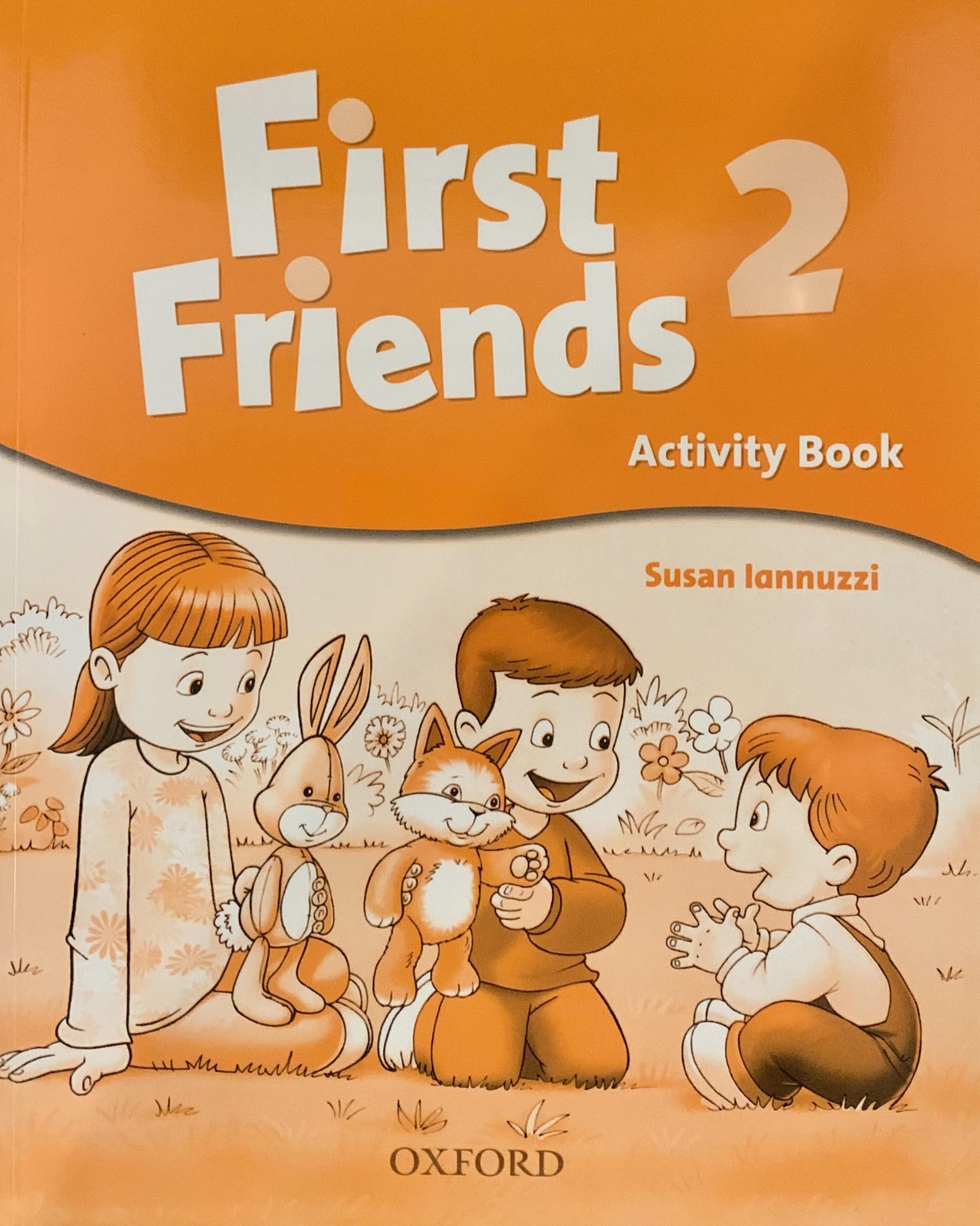Frist Friends Activity 2