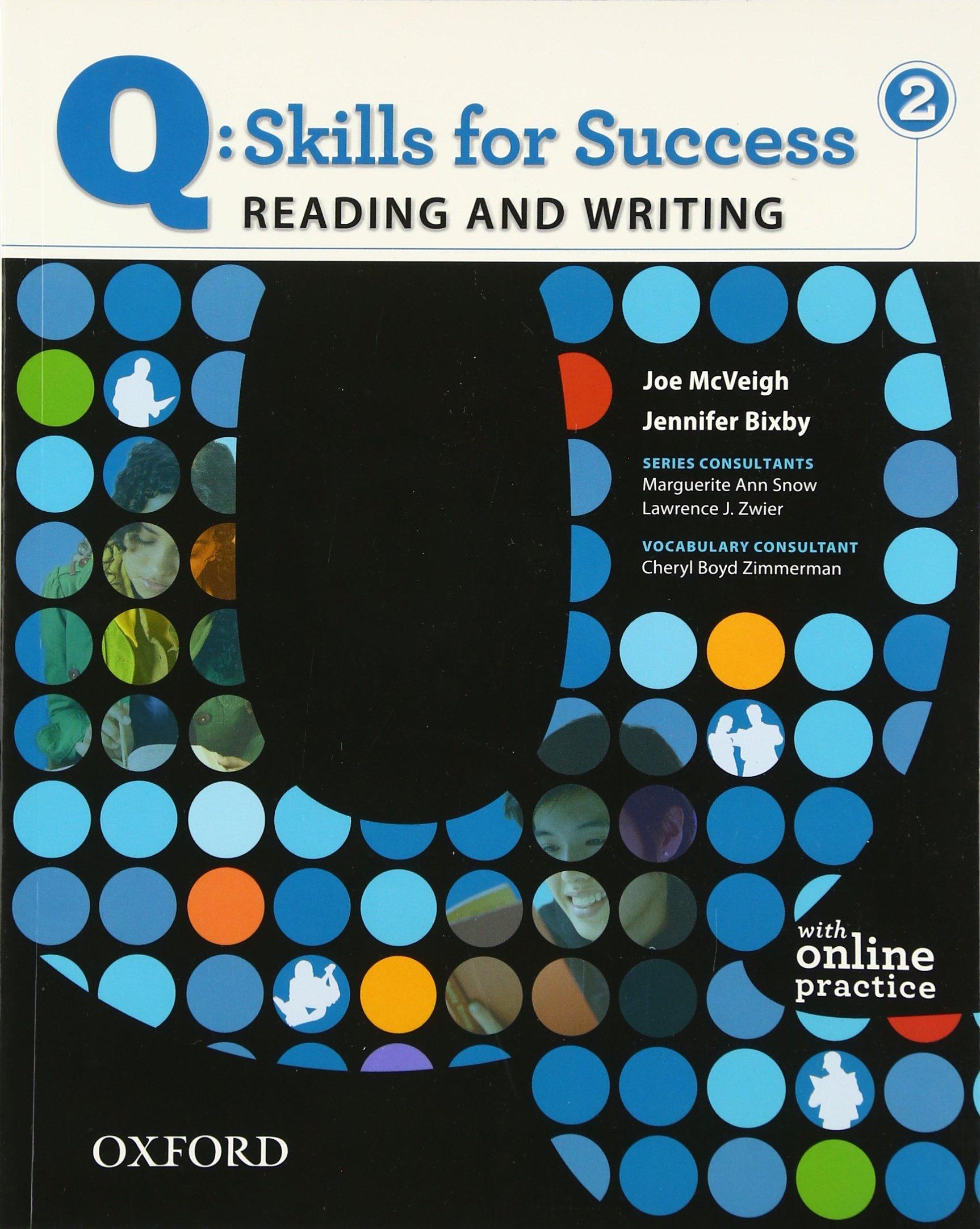 q skills Reading and Writing 2