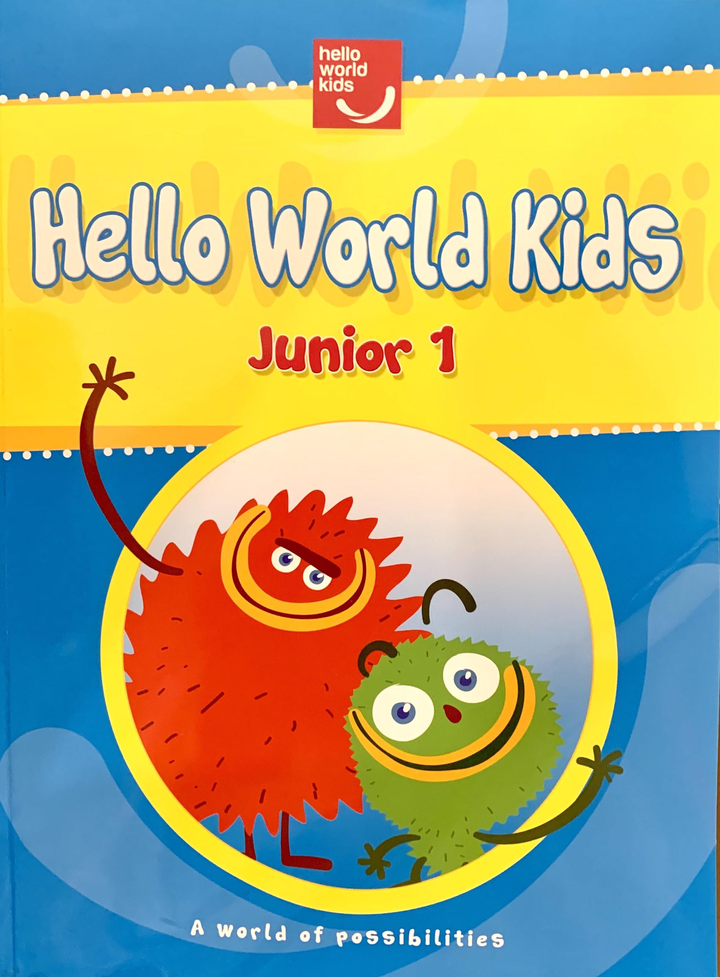 Hello World Kids Junior 1