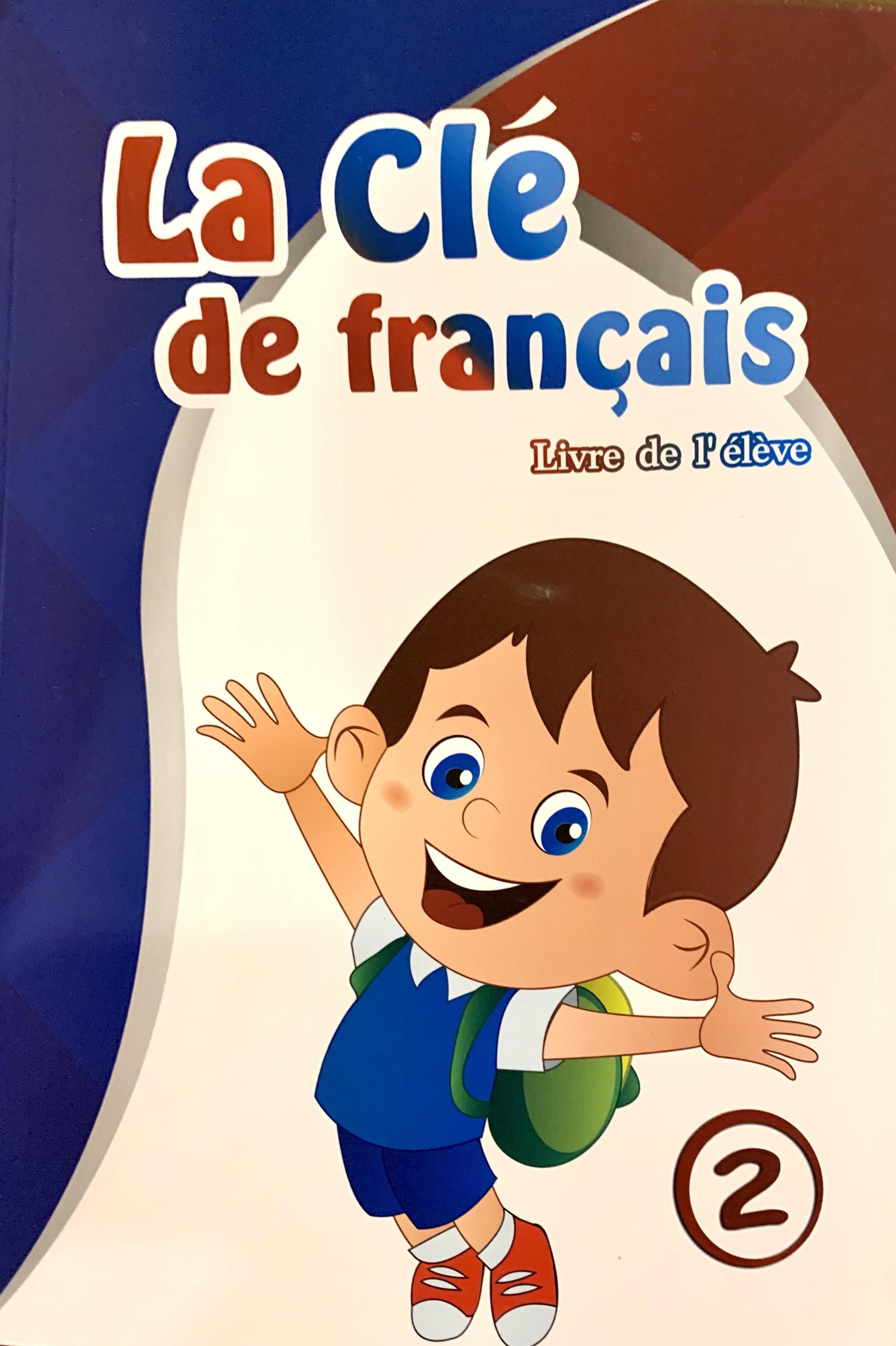 La Cle de Francais Class 2
