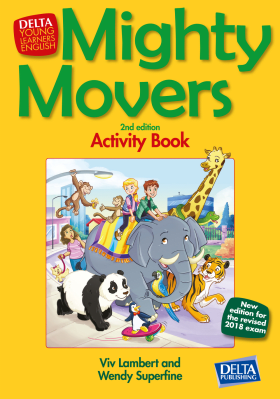 Mighty Movers (Activity Book )