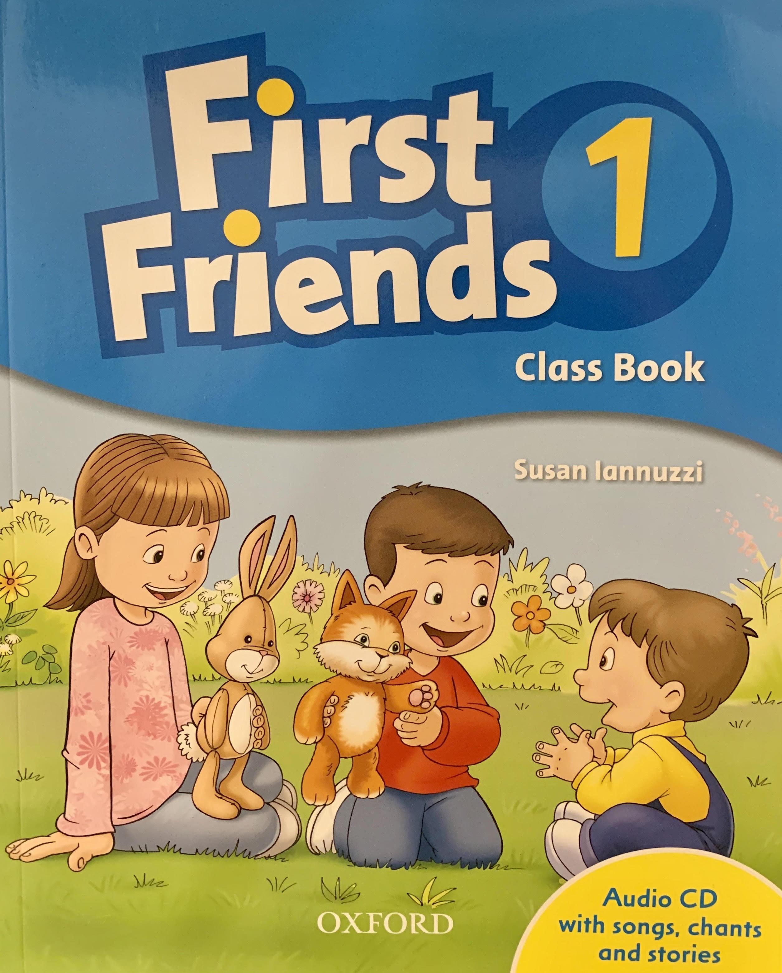 Frist Friends Class 1