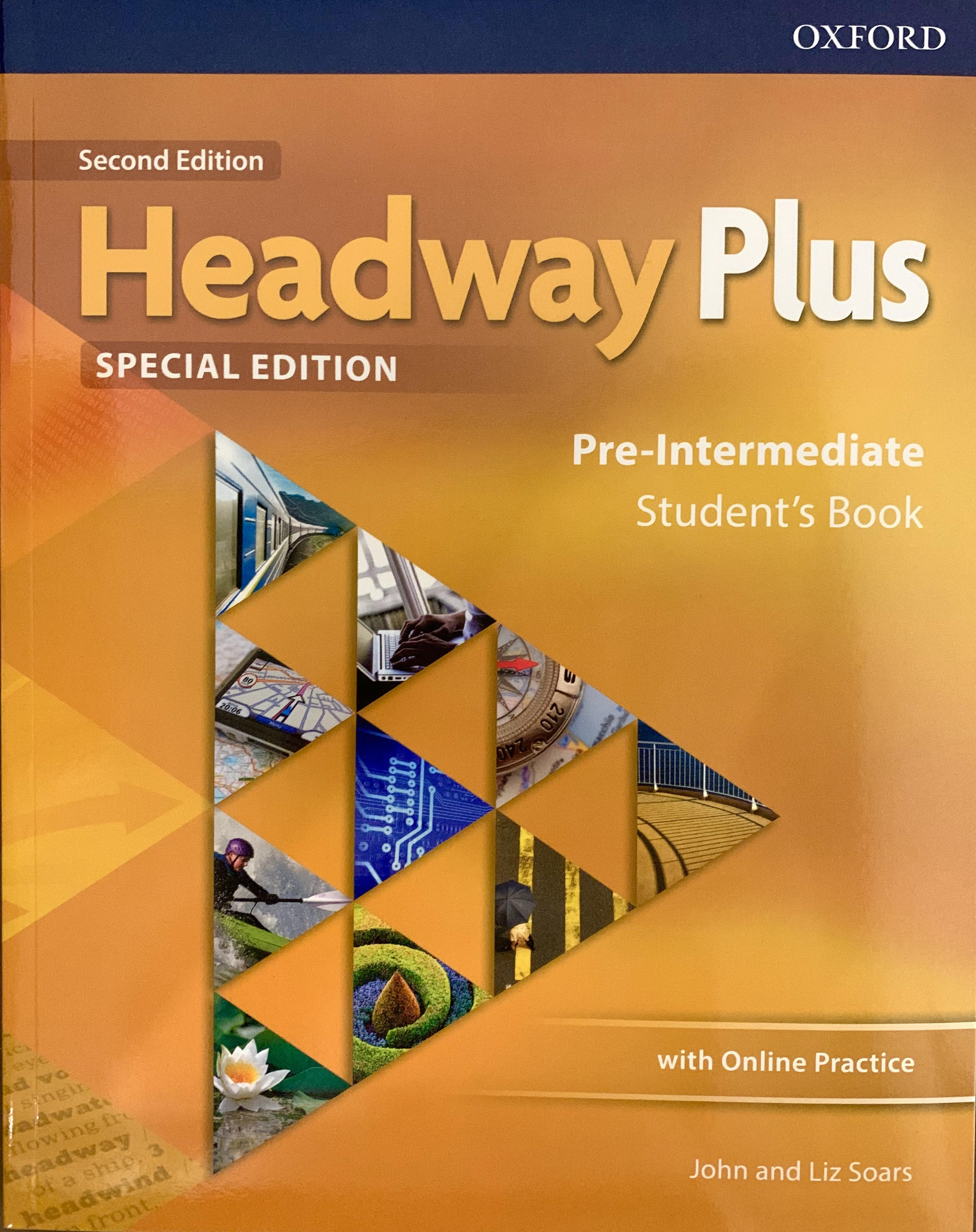 Headway Plus pre-Intermadiate Student ( Second Edition )