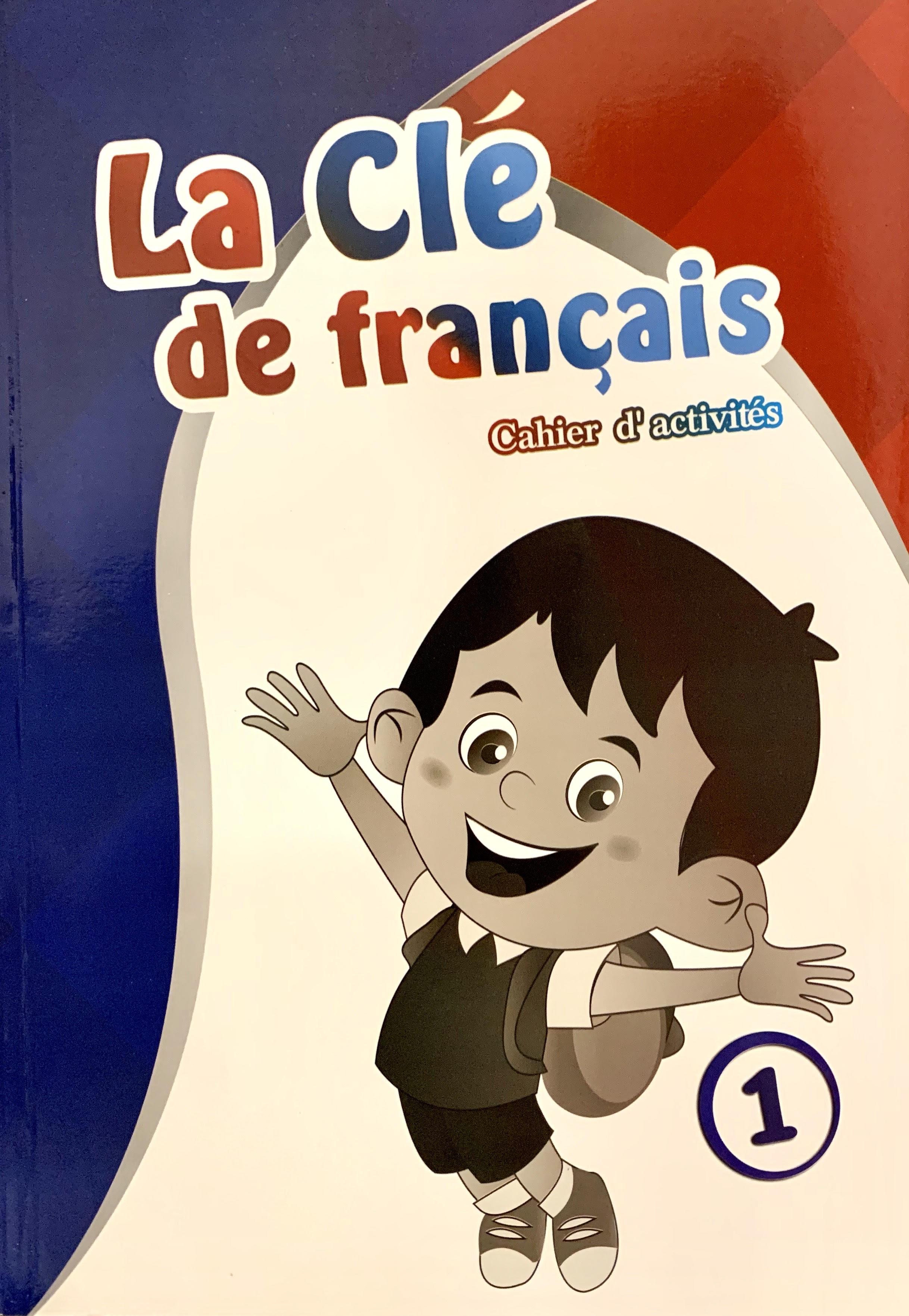 La Cle de Francais Activites 1