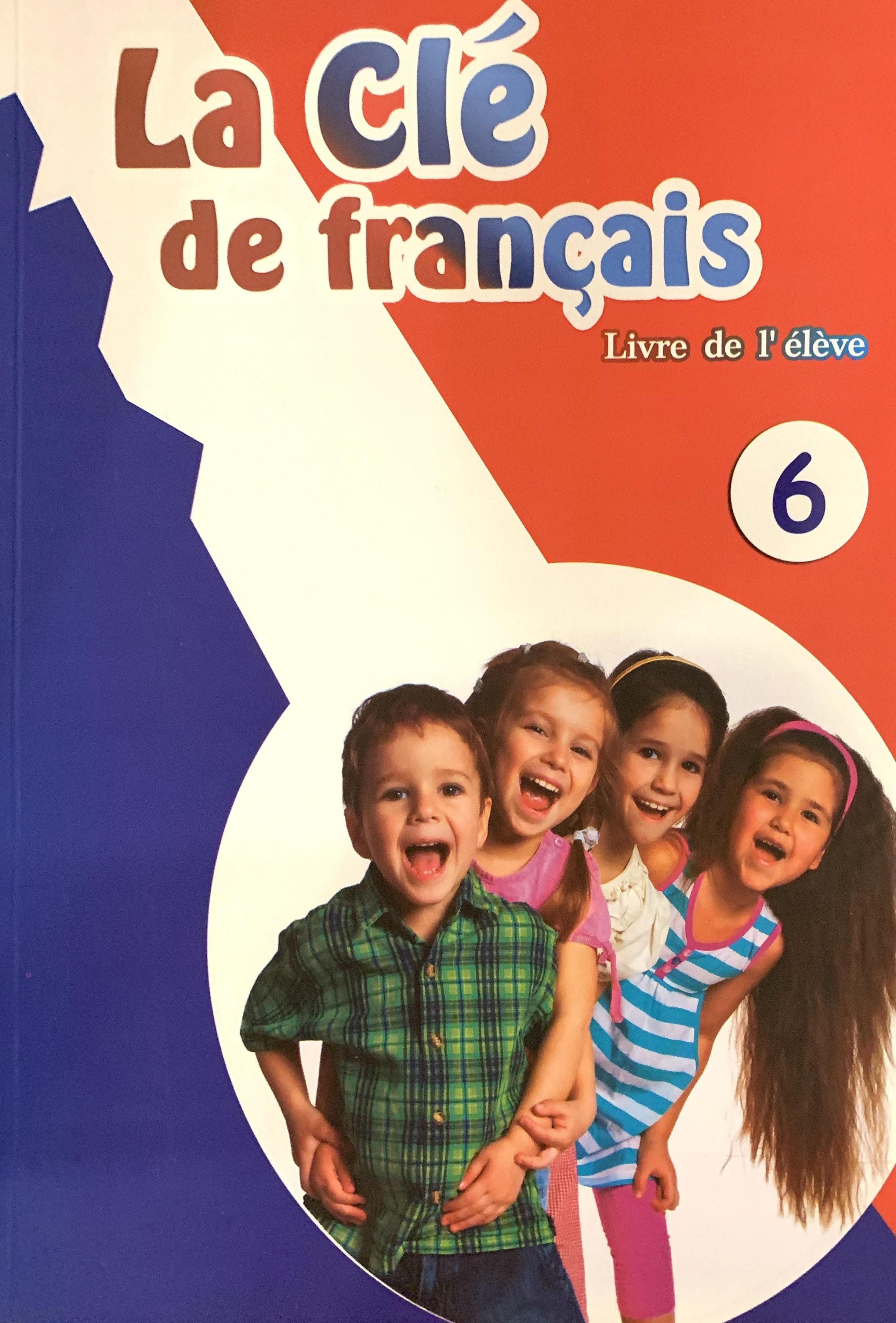 La Cle de Francais Class 6