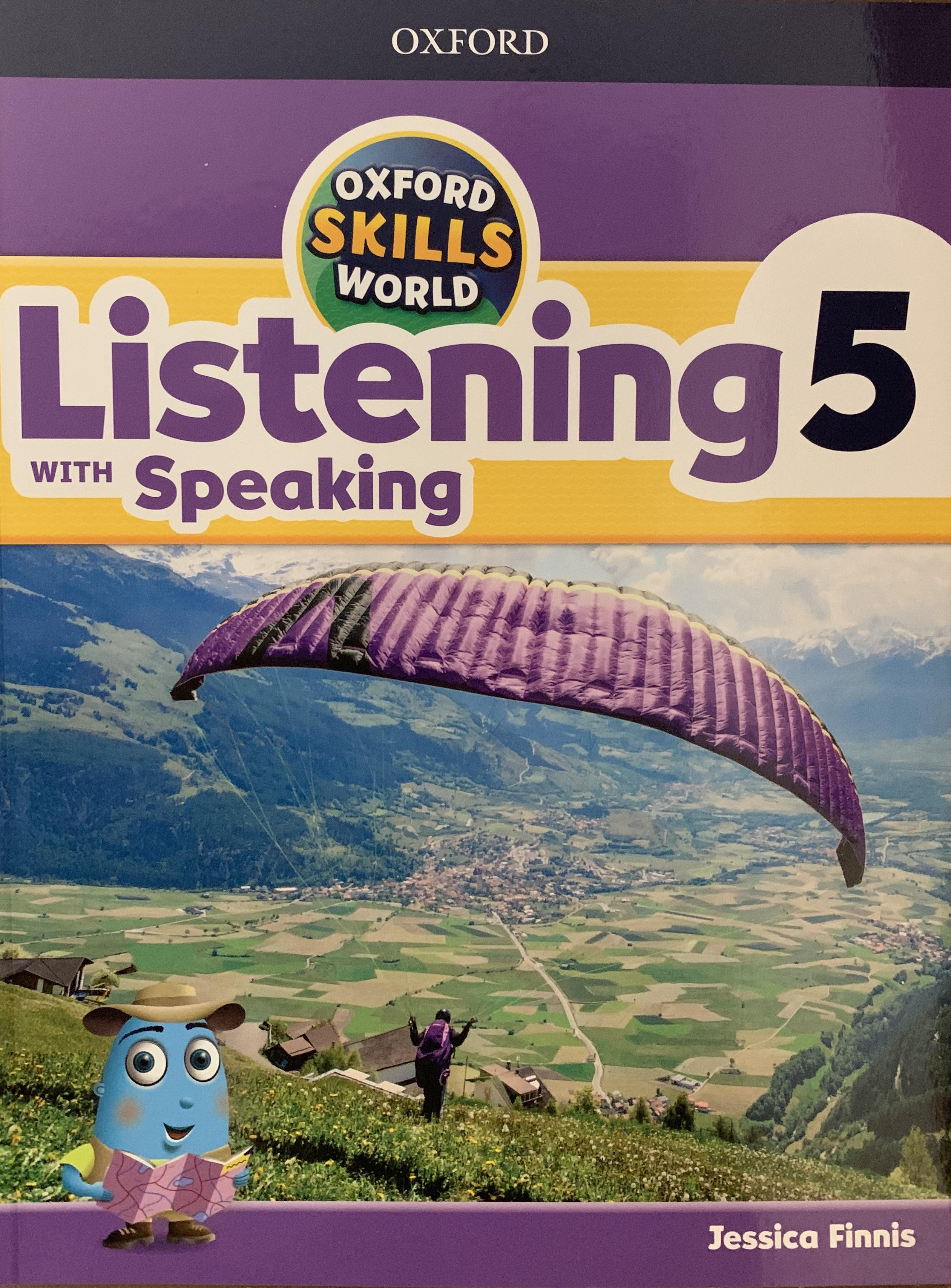 Oxford Skills World Listening Speaking 5