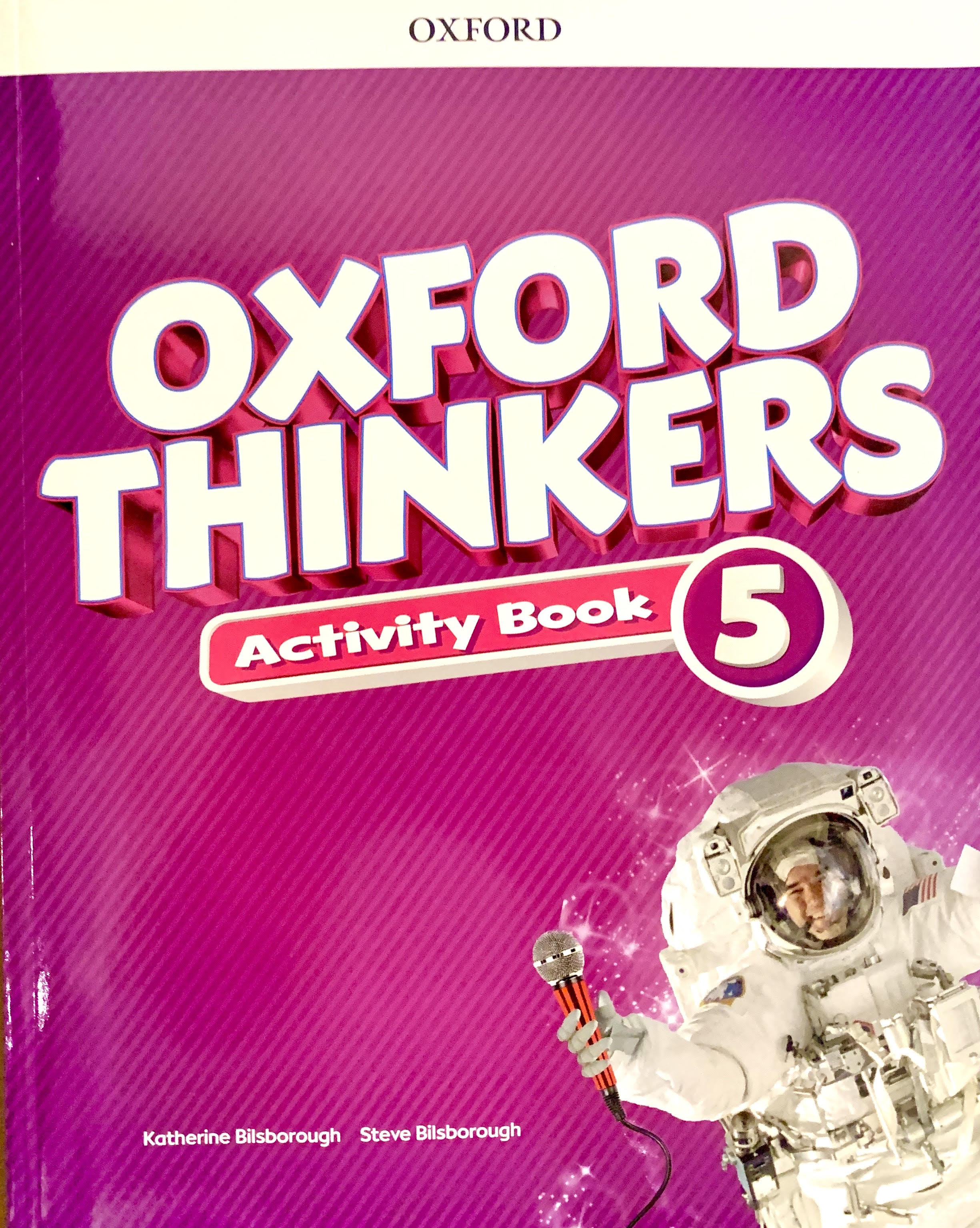 Oxford Thinkers Activity 5