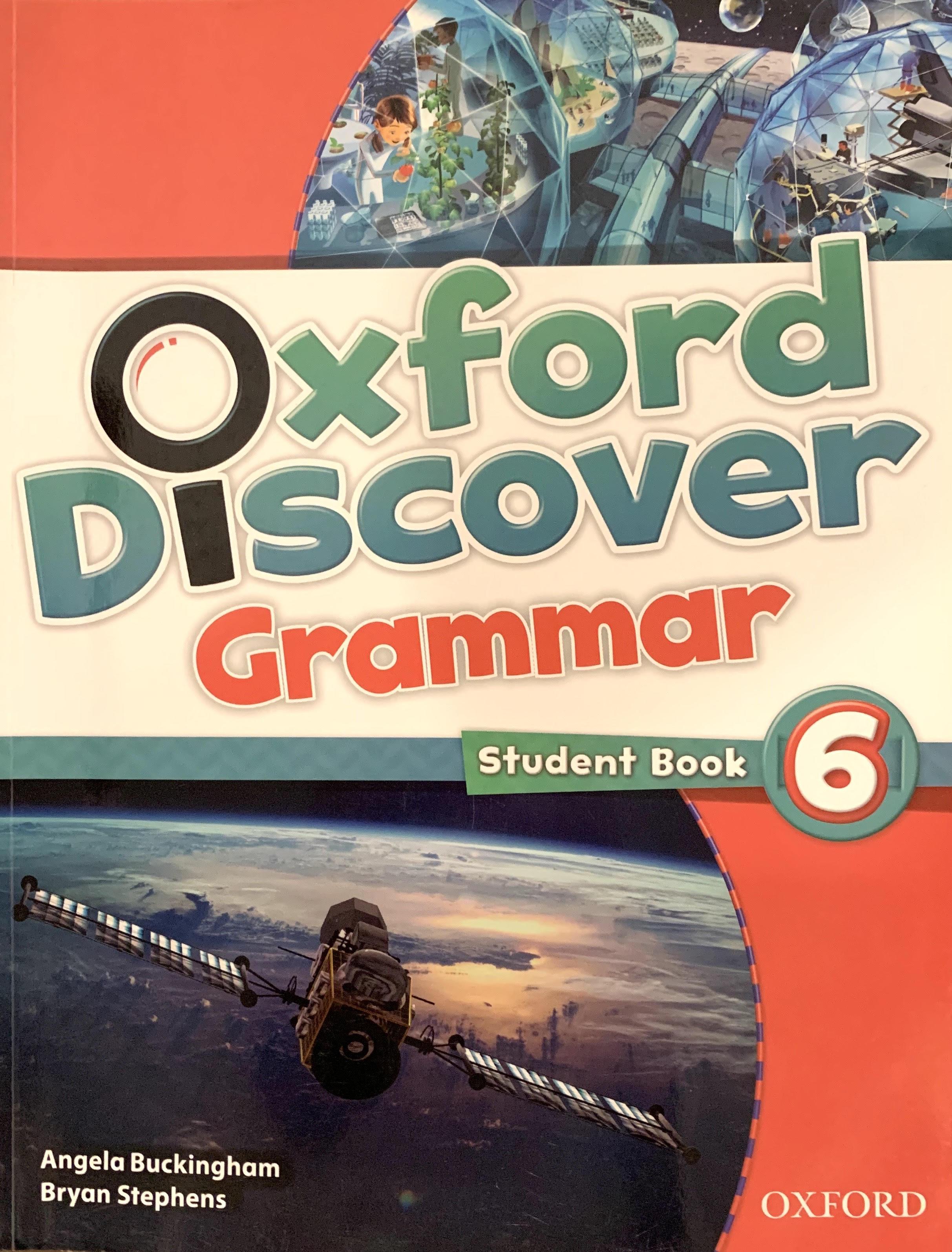 Oxford Discover Grammar 6