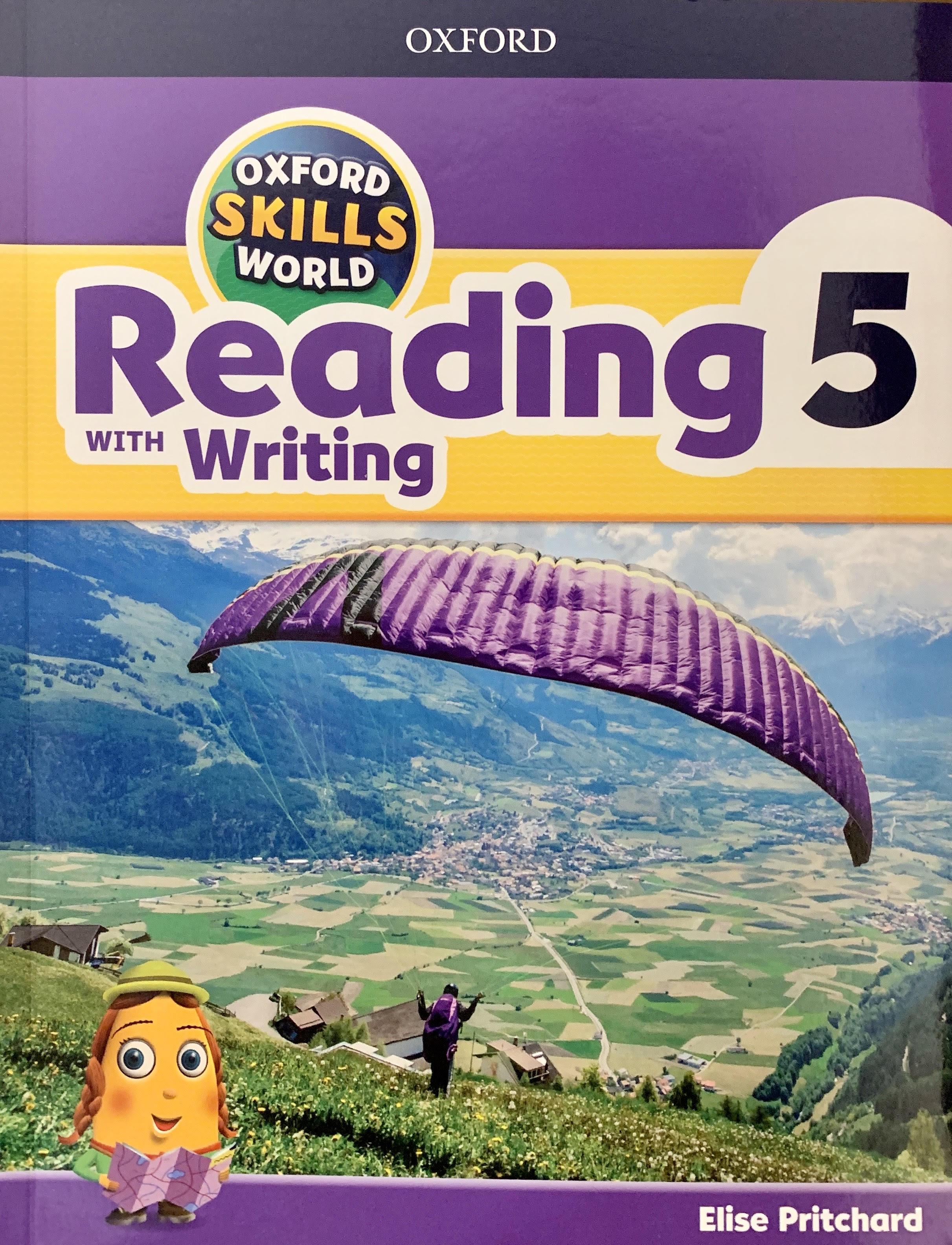 Oxford Skills World Reading Writing 5