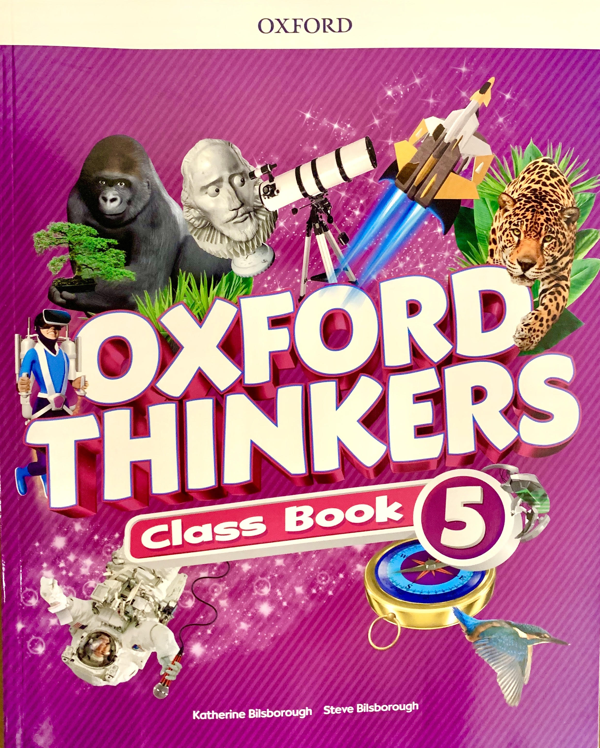 Oxford Thinkers class 5