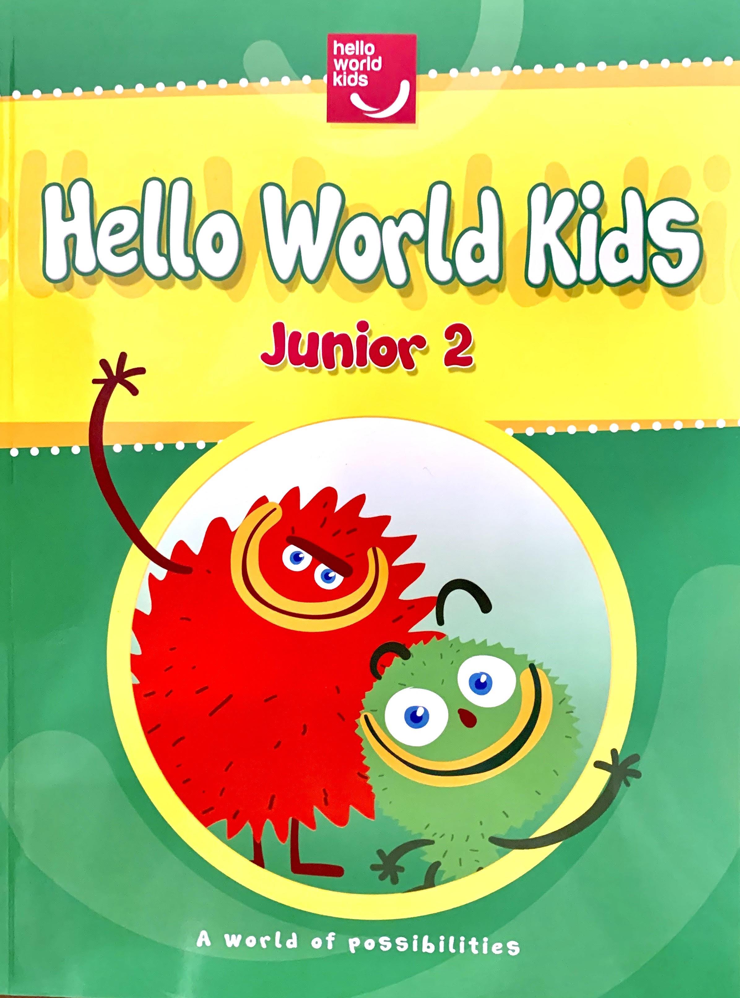 Hello World Kids Junior 2