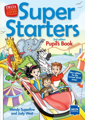 (Pupil's Book) Super Starters