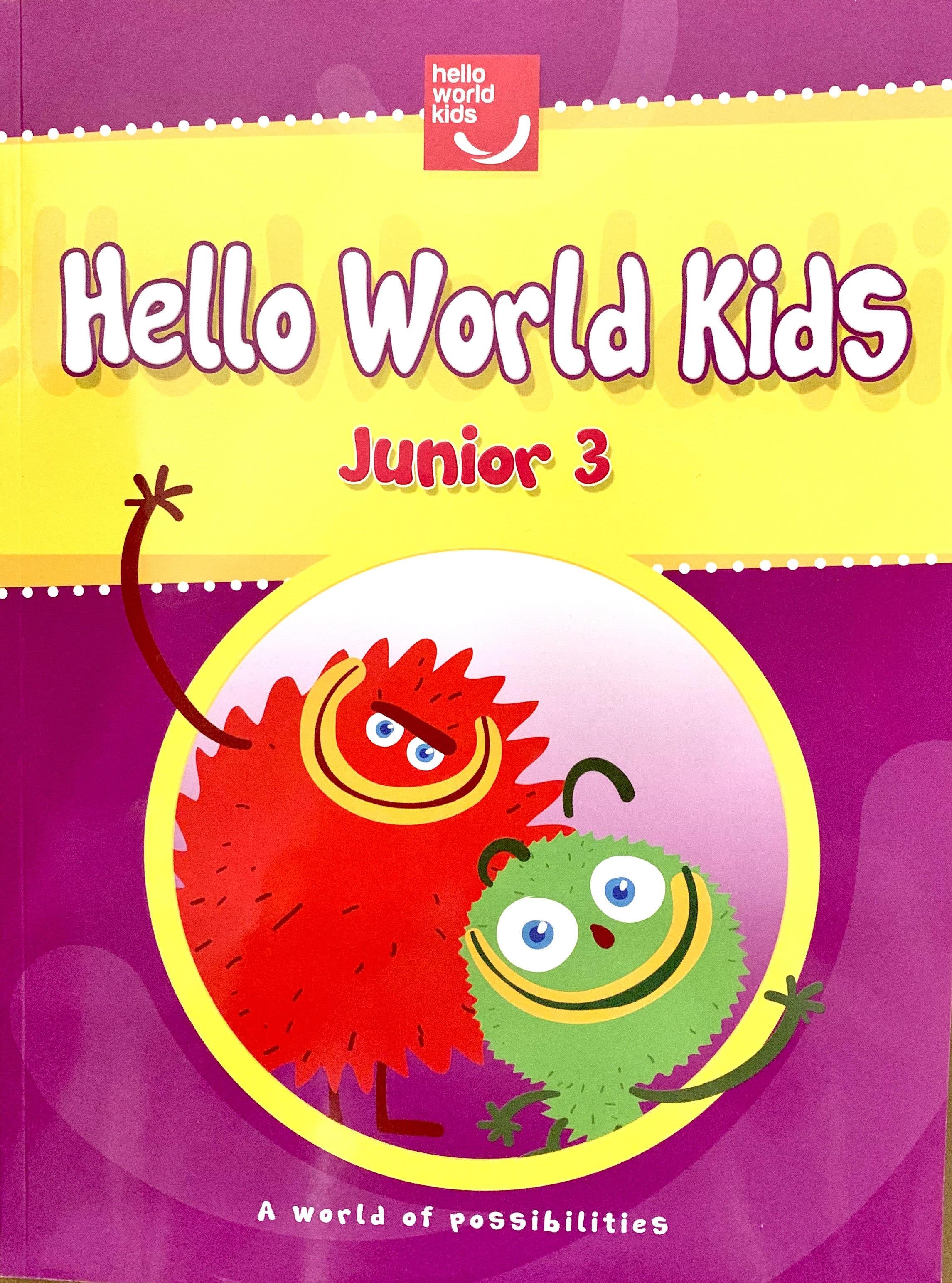 Hello World Kids Junior 3