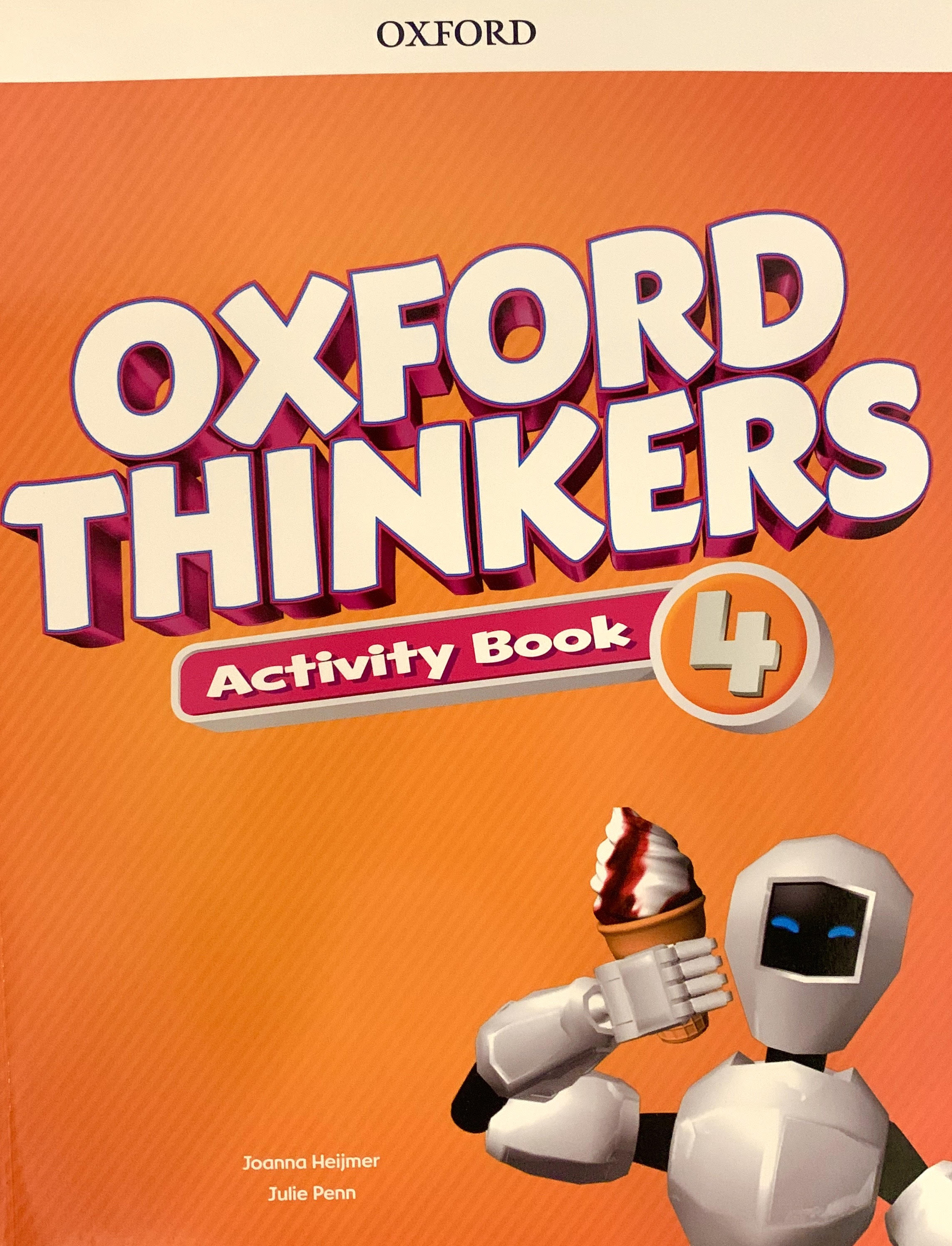 Oxford Thinkers Activity 4