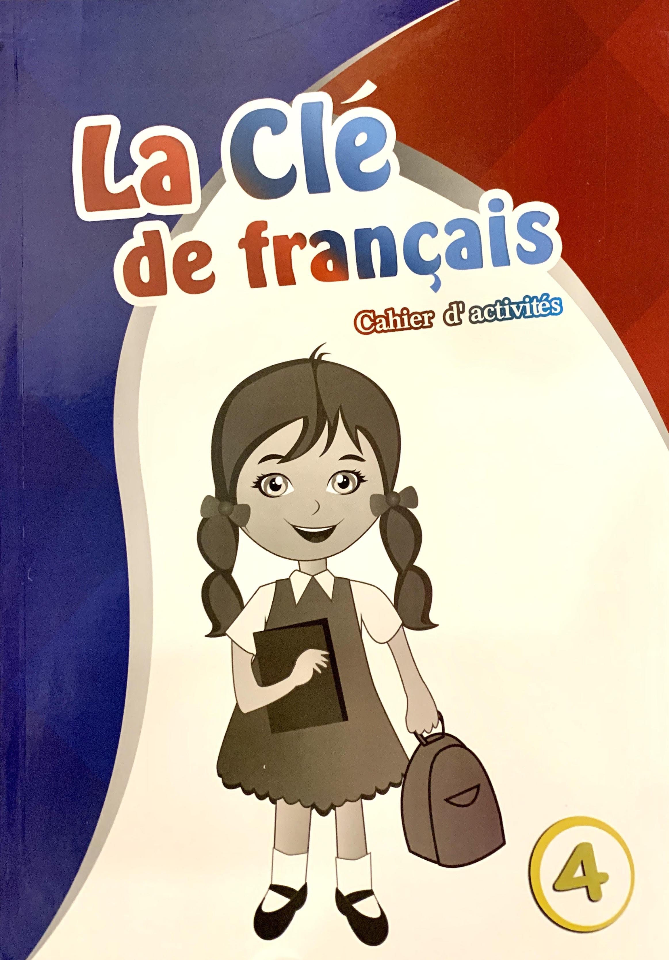 La Cle de Francais Activites 4