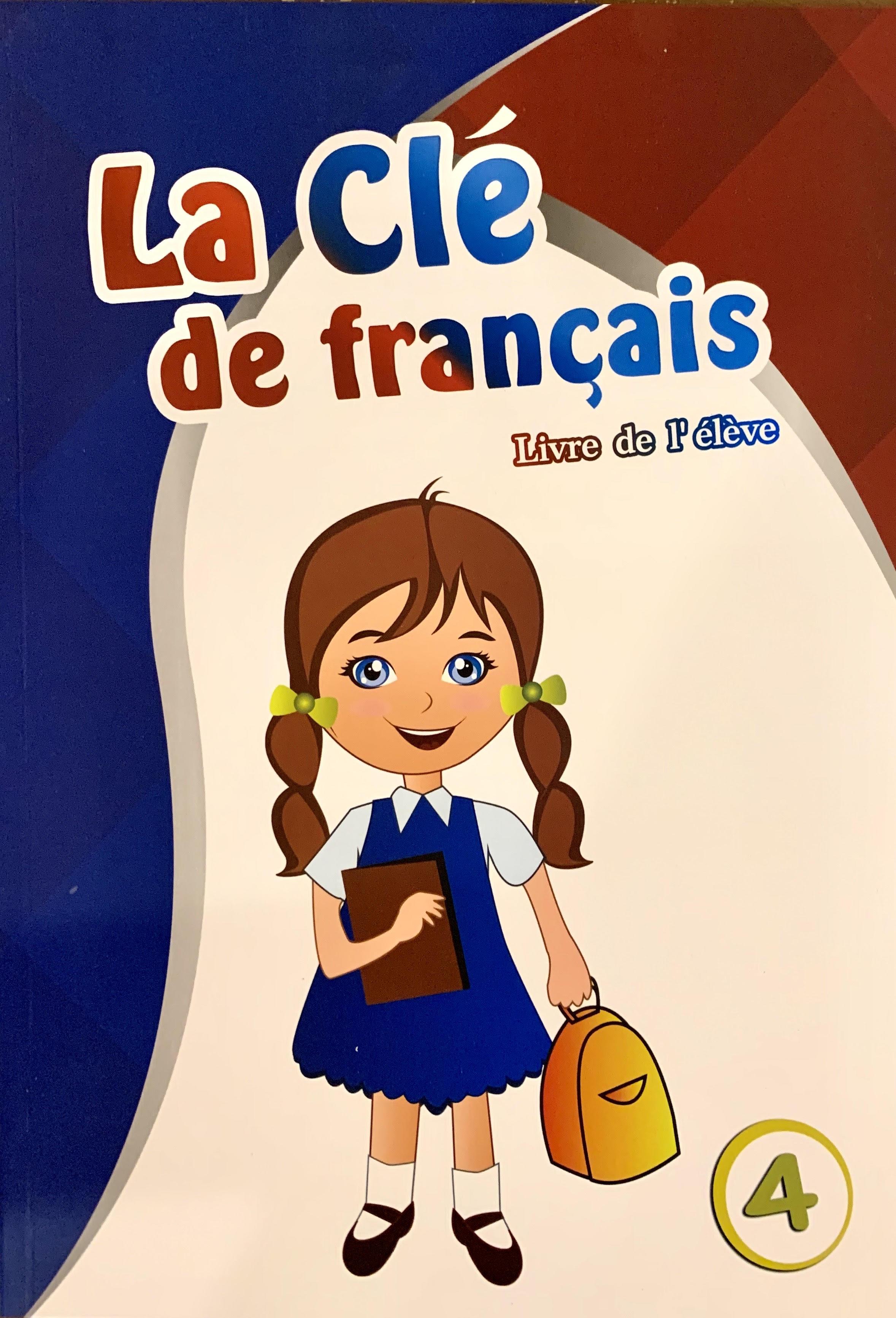 La Cle de Francais Class 4