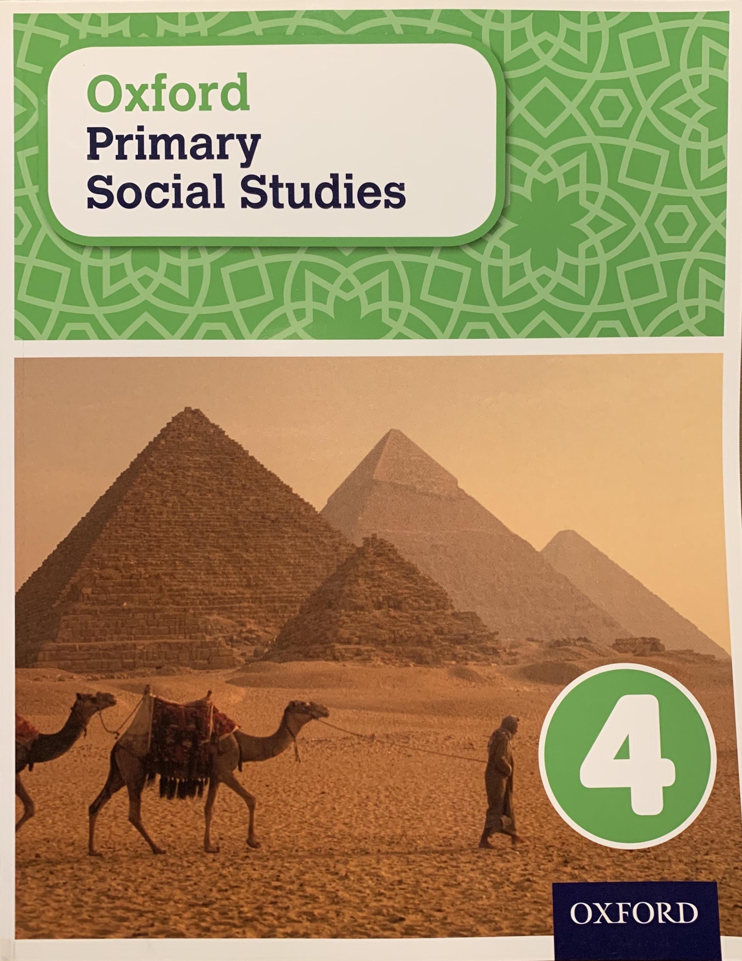 Oxford Primary Social Studies 4