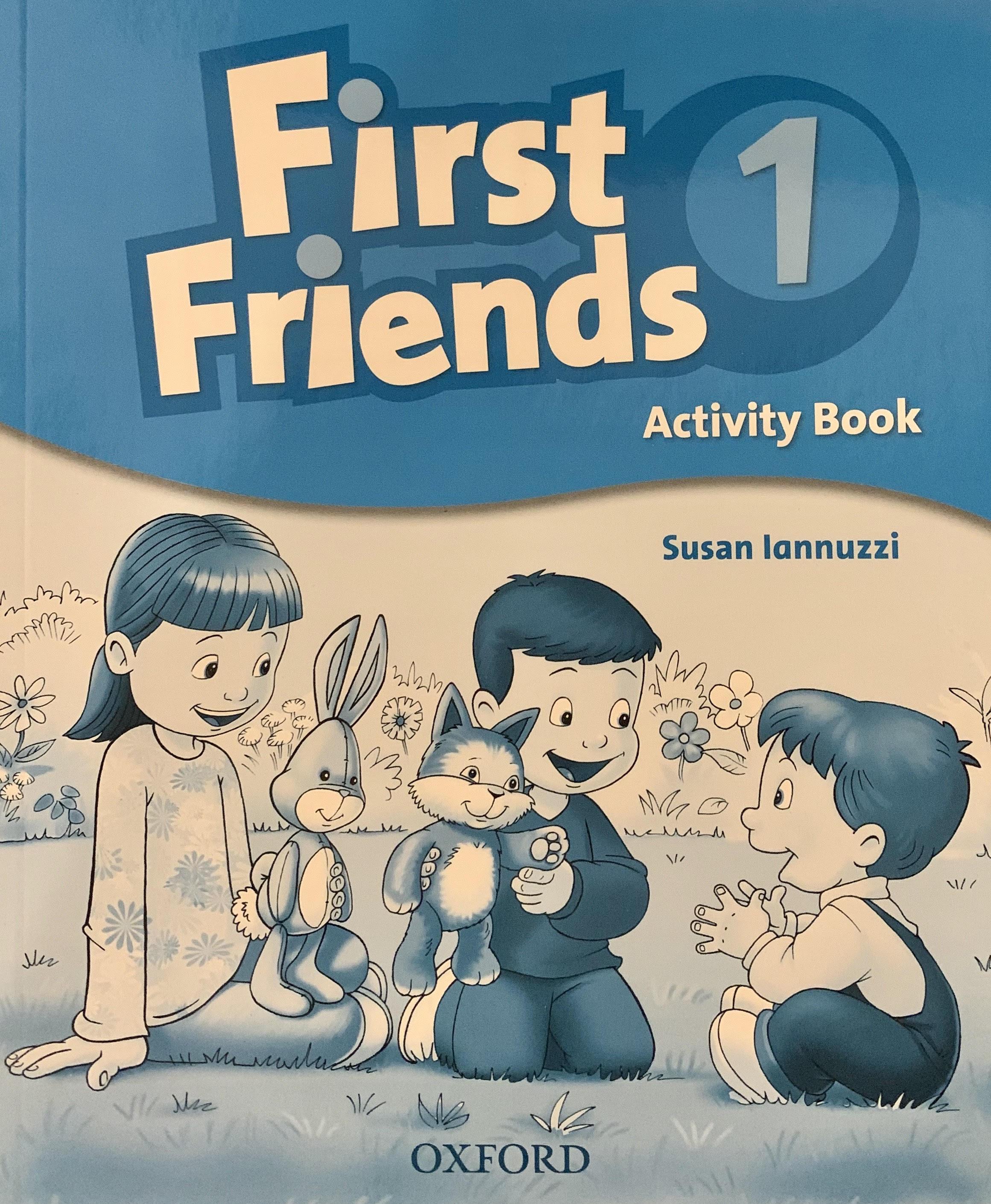 Frist Friends Activity 1