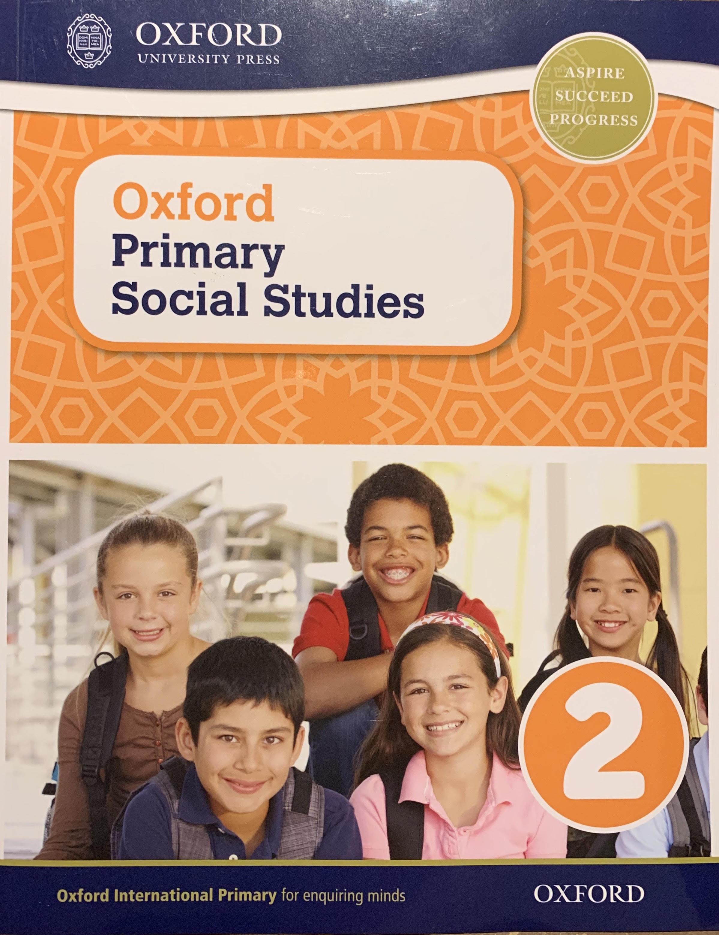 Oxford Primary Social Studies 2