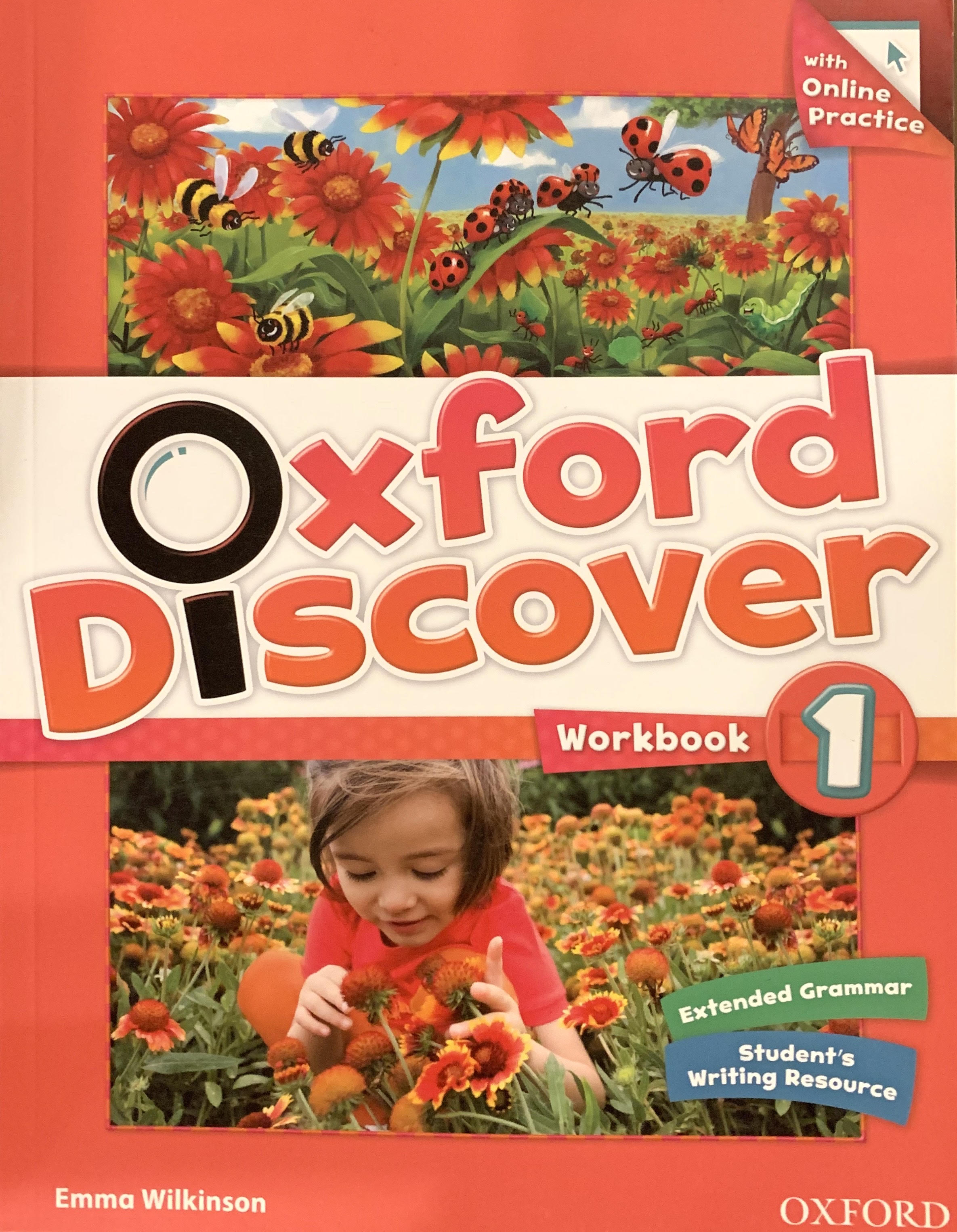 Oxford Discover Work 1