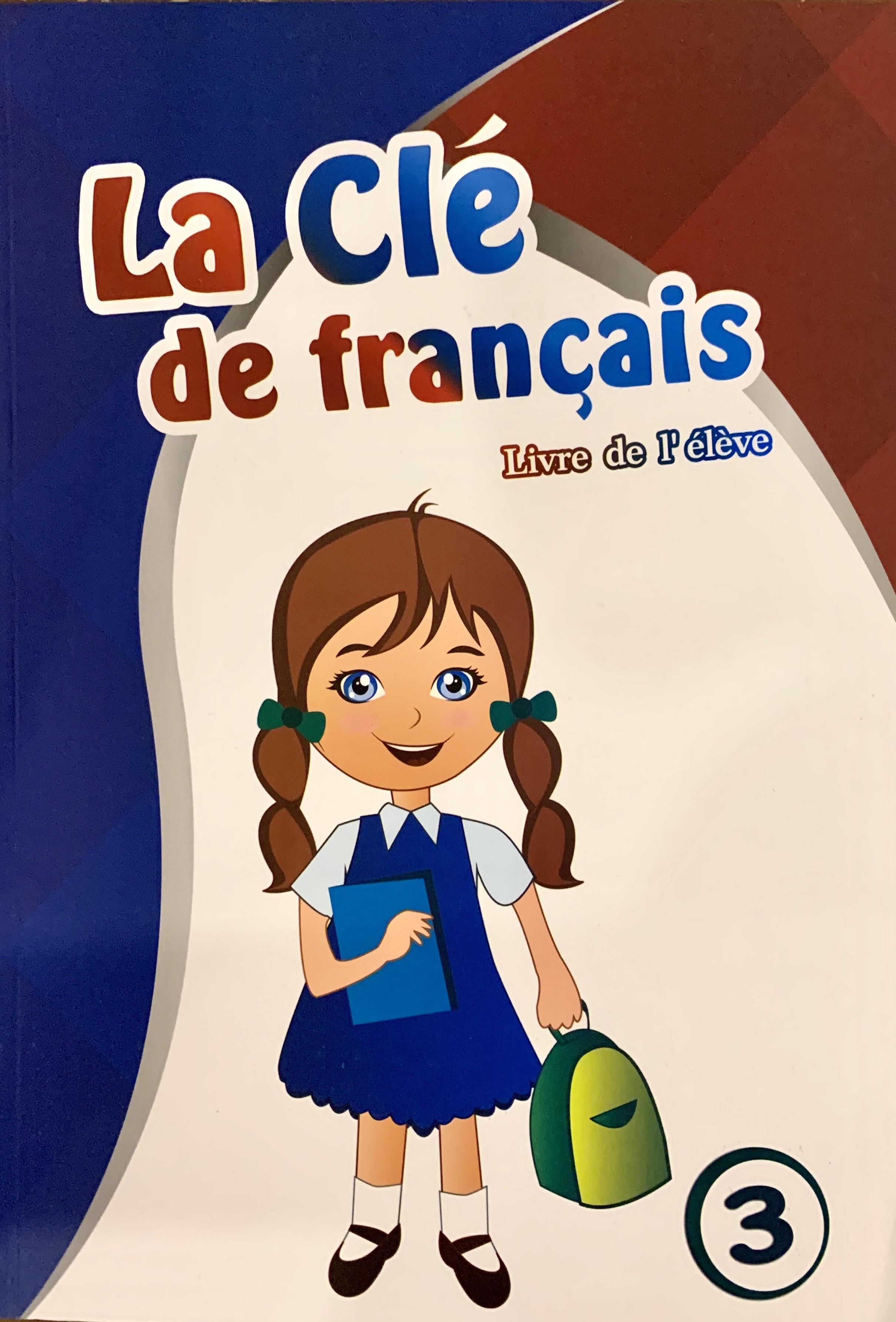 La Cle de Francais Class 3