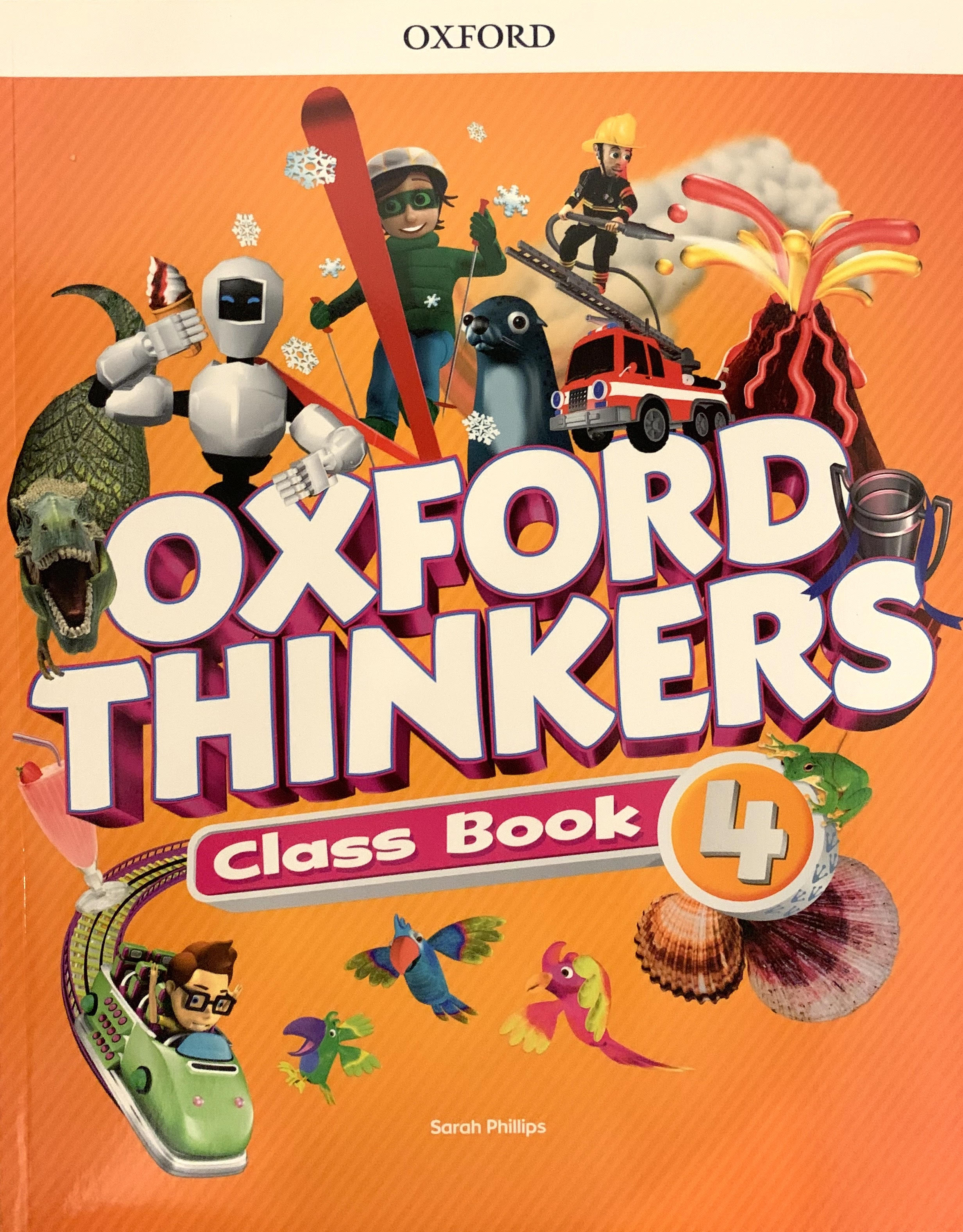Oxford Thinkers class 4
