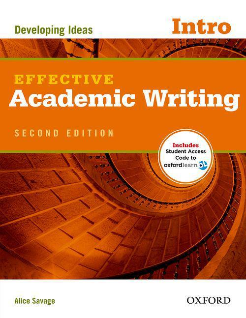 Developing Ideas Effective Academic Writing ( Intro )