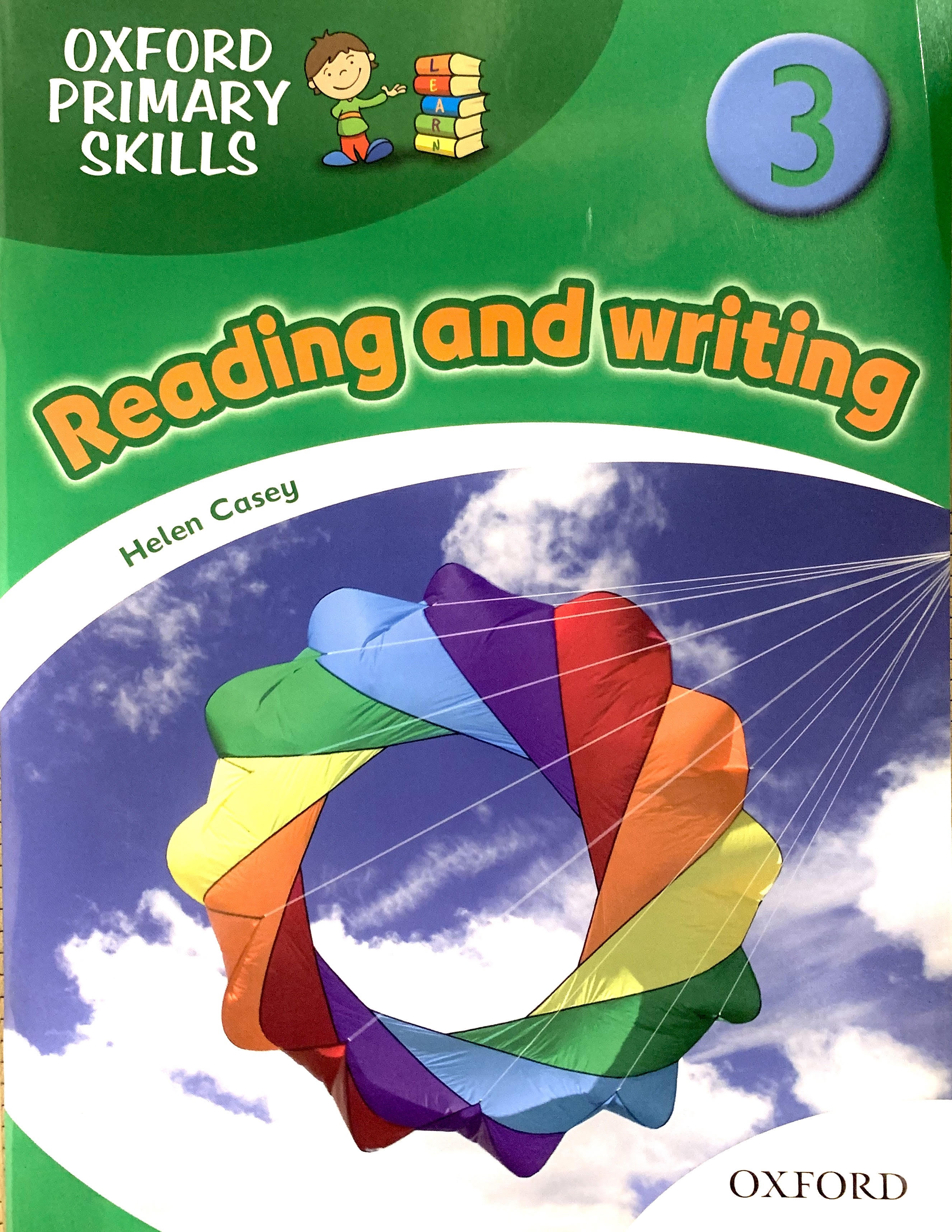 oxford Primary skills Reading and Writing 3