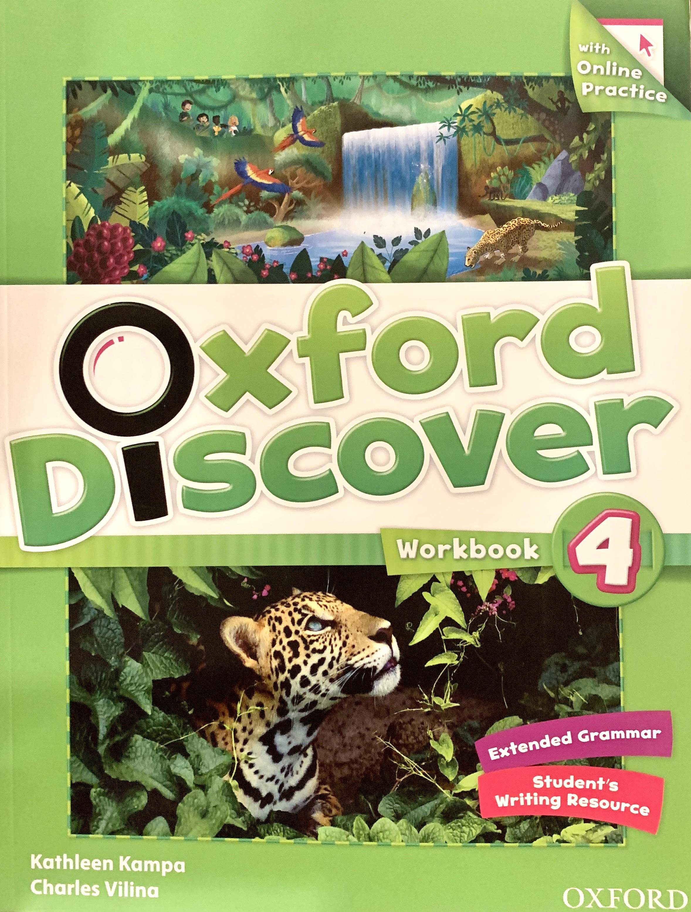 Oxford Discover Work 4
