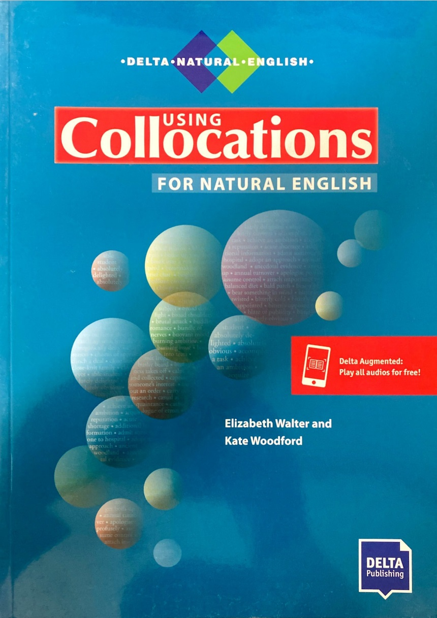 Collocations for Natural English