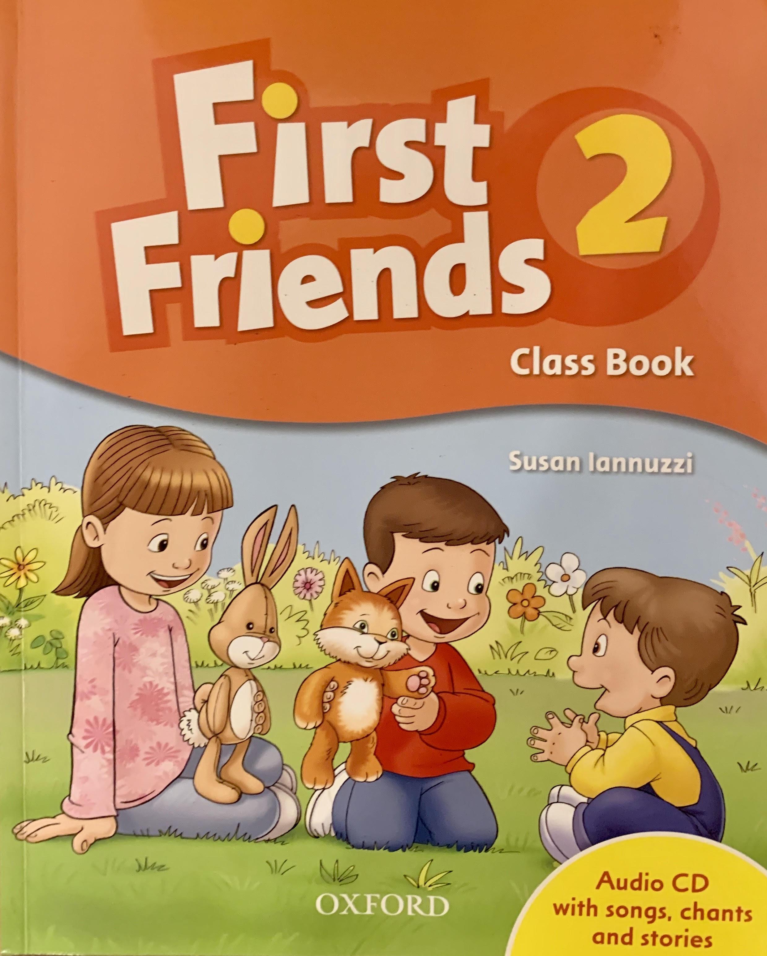 Frist Friends Class 2