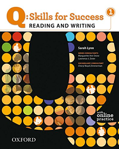 q skills Reading and Writing 1