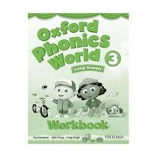 Oxford Phonics World (Work) 3