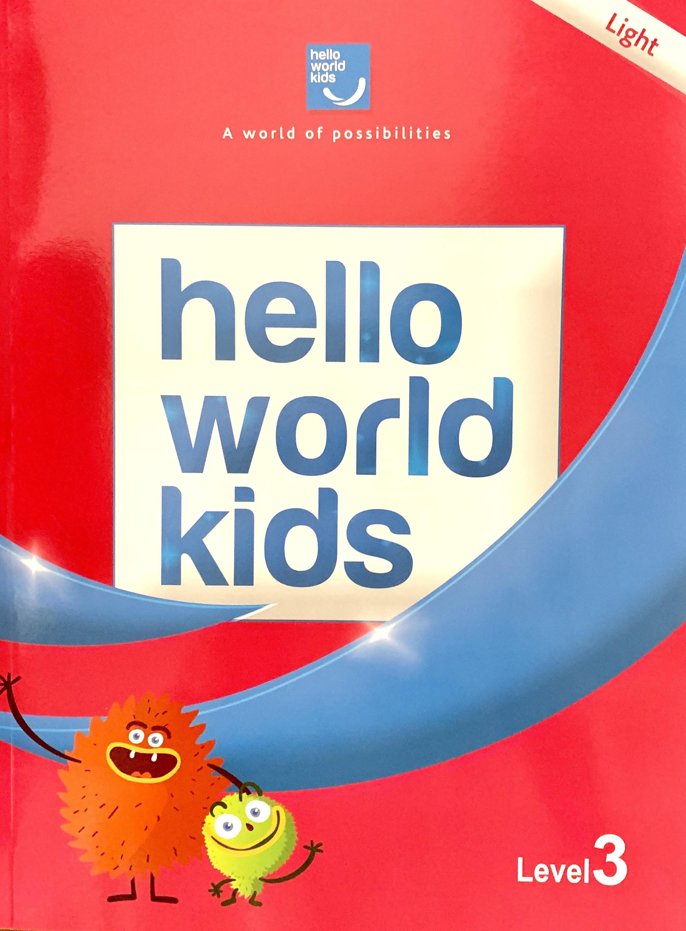 Hello World Kids Light 3