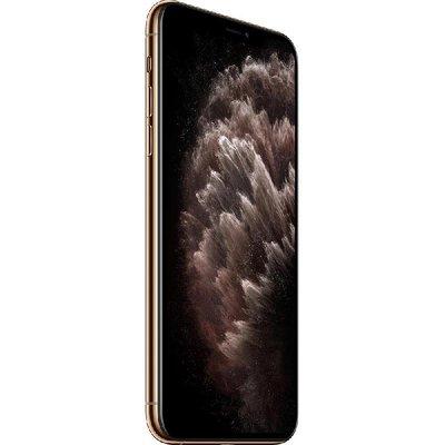 ابل ايفون 11 برو ماكس سعة 512 جيجابايت ،ذهبي ،الجيل الرابع 4G