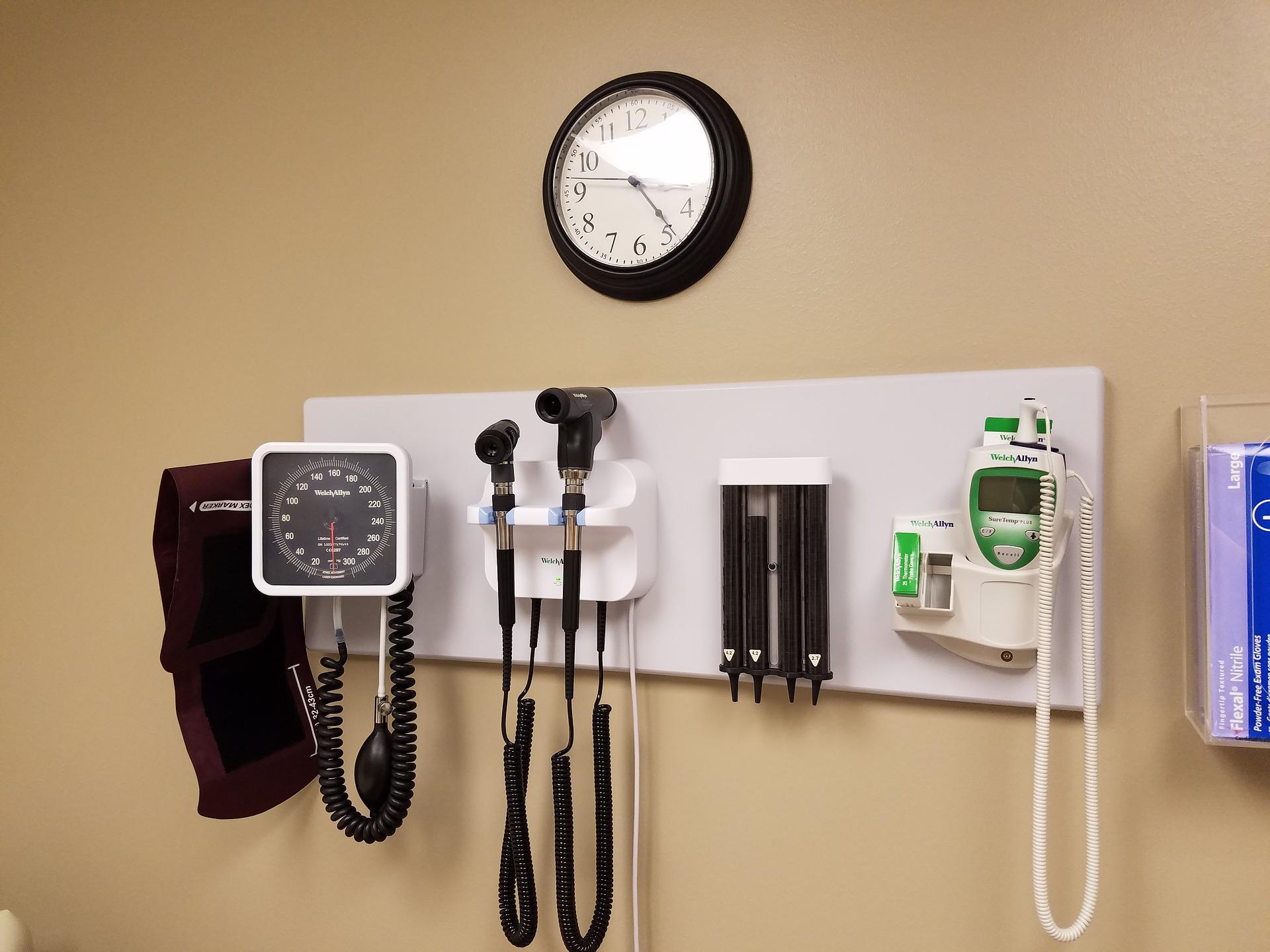صناعة المعدات الطبية