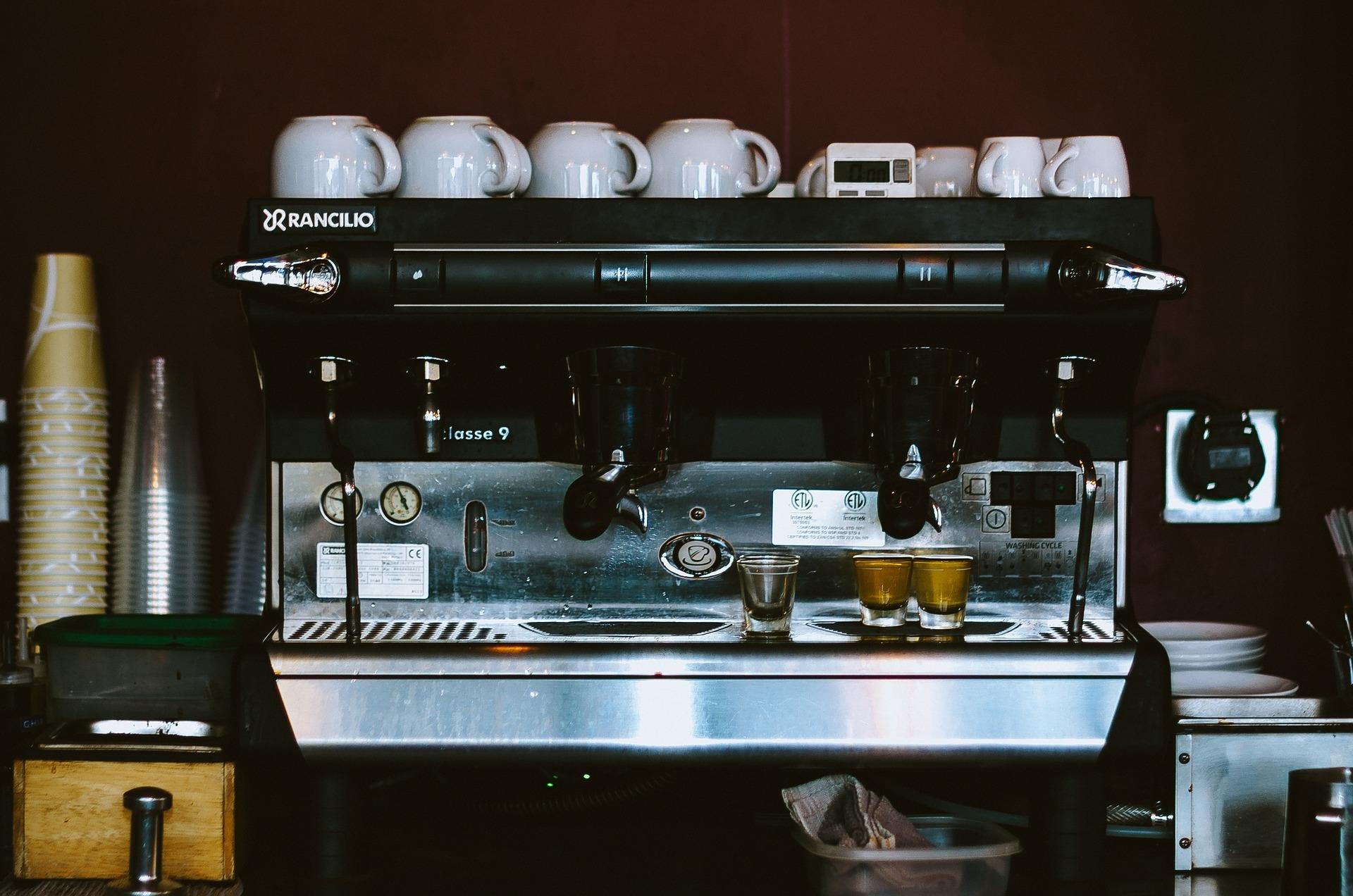 التكنولوجيا الخاصة بصناعة القهوة